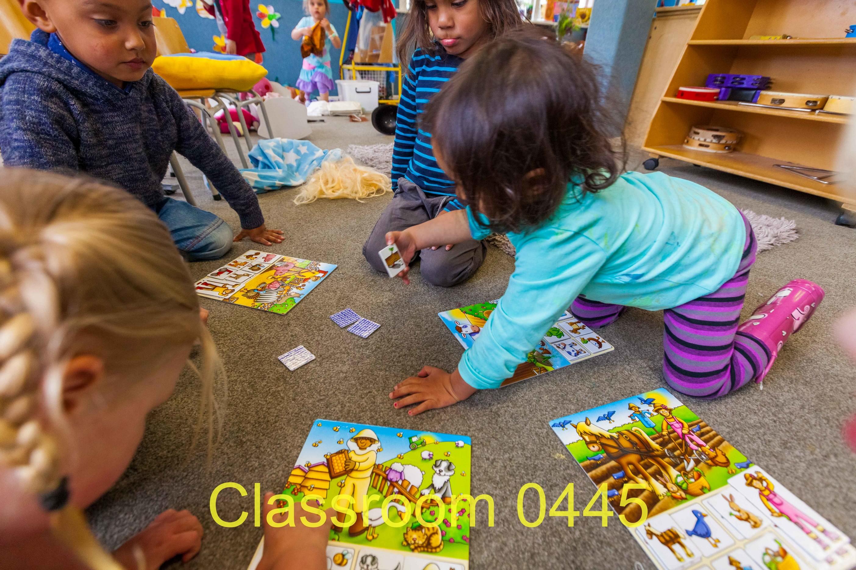 Classroom 0445