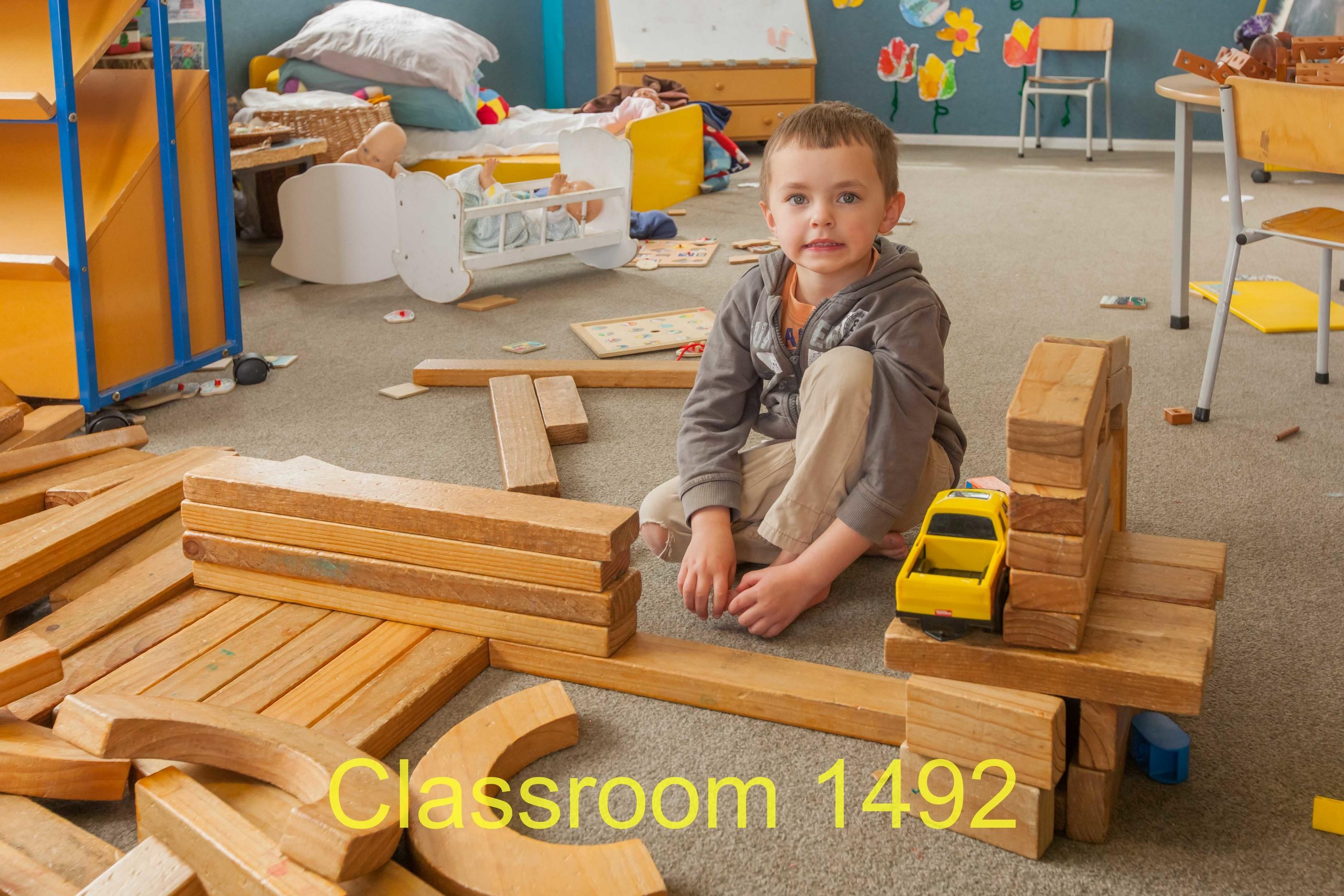 Classroom 1492