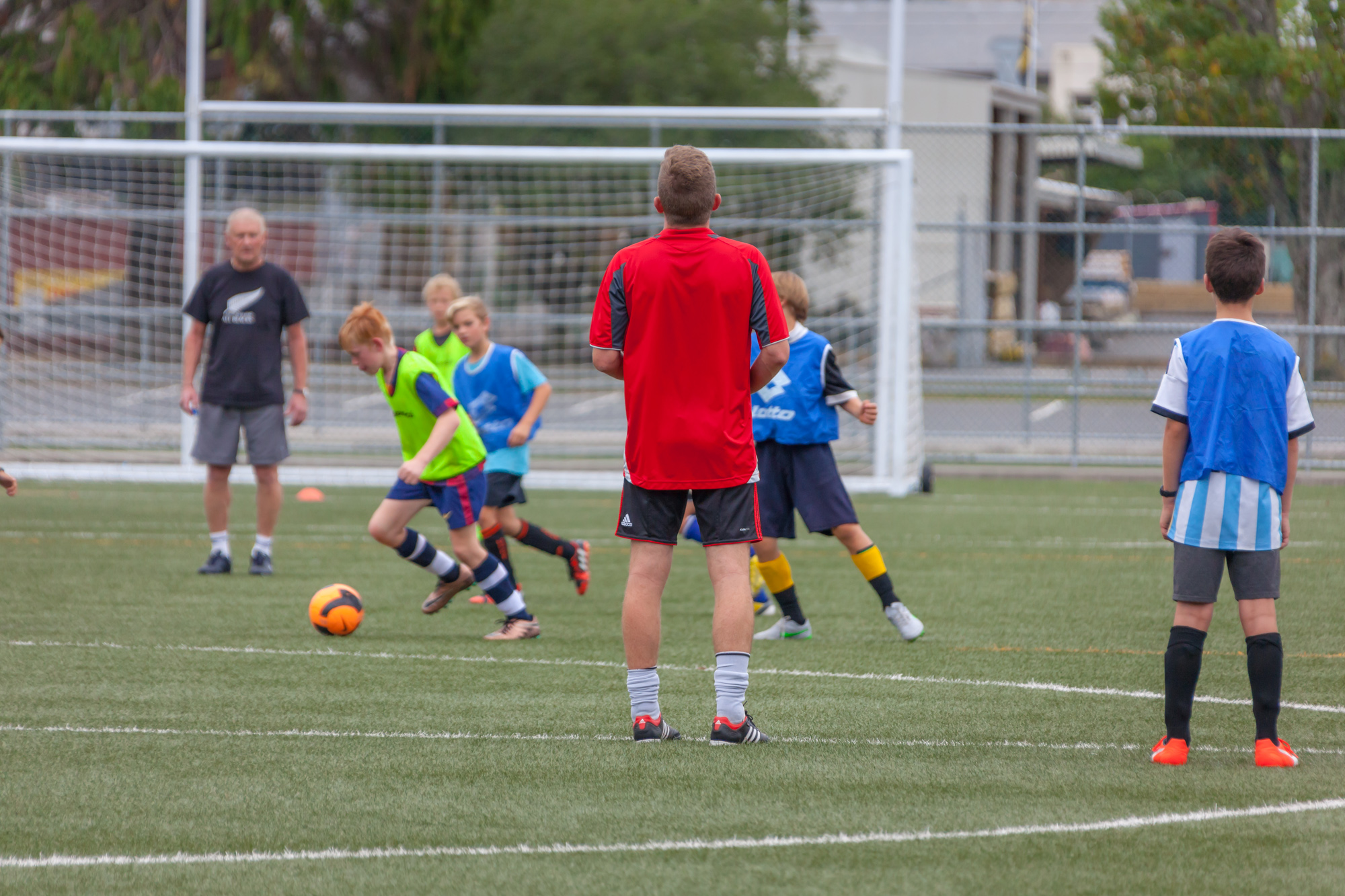 UHCC Soccer Coach 4428