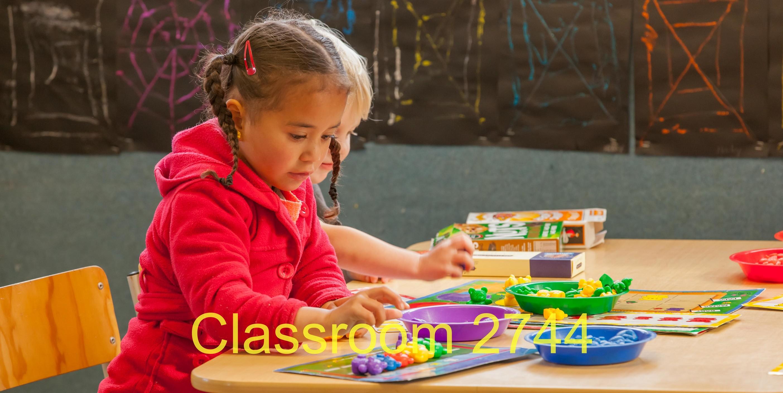 Classroom 2744