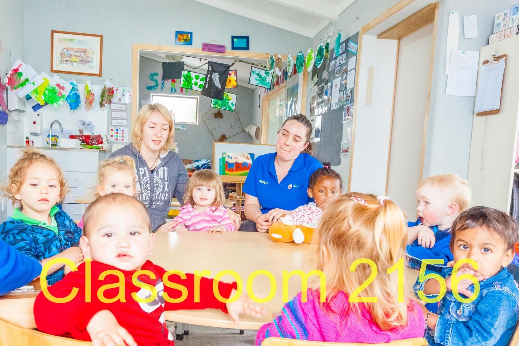 Classroom 2156