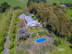 181 Settlement Road, Te Horo Aerial 0621