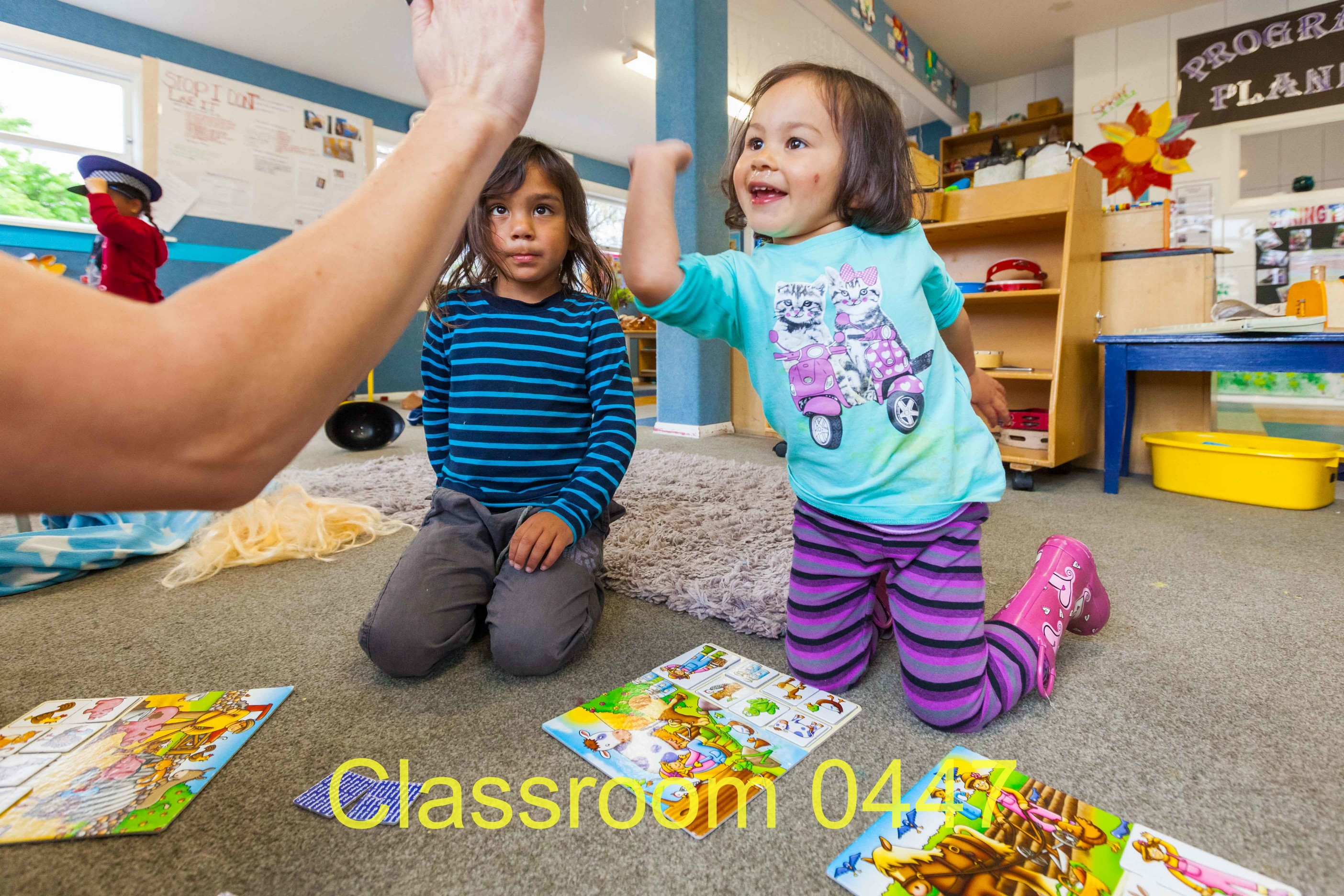 Classroom 0447