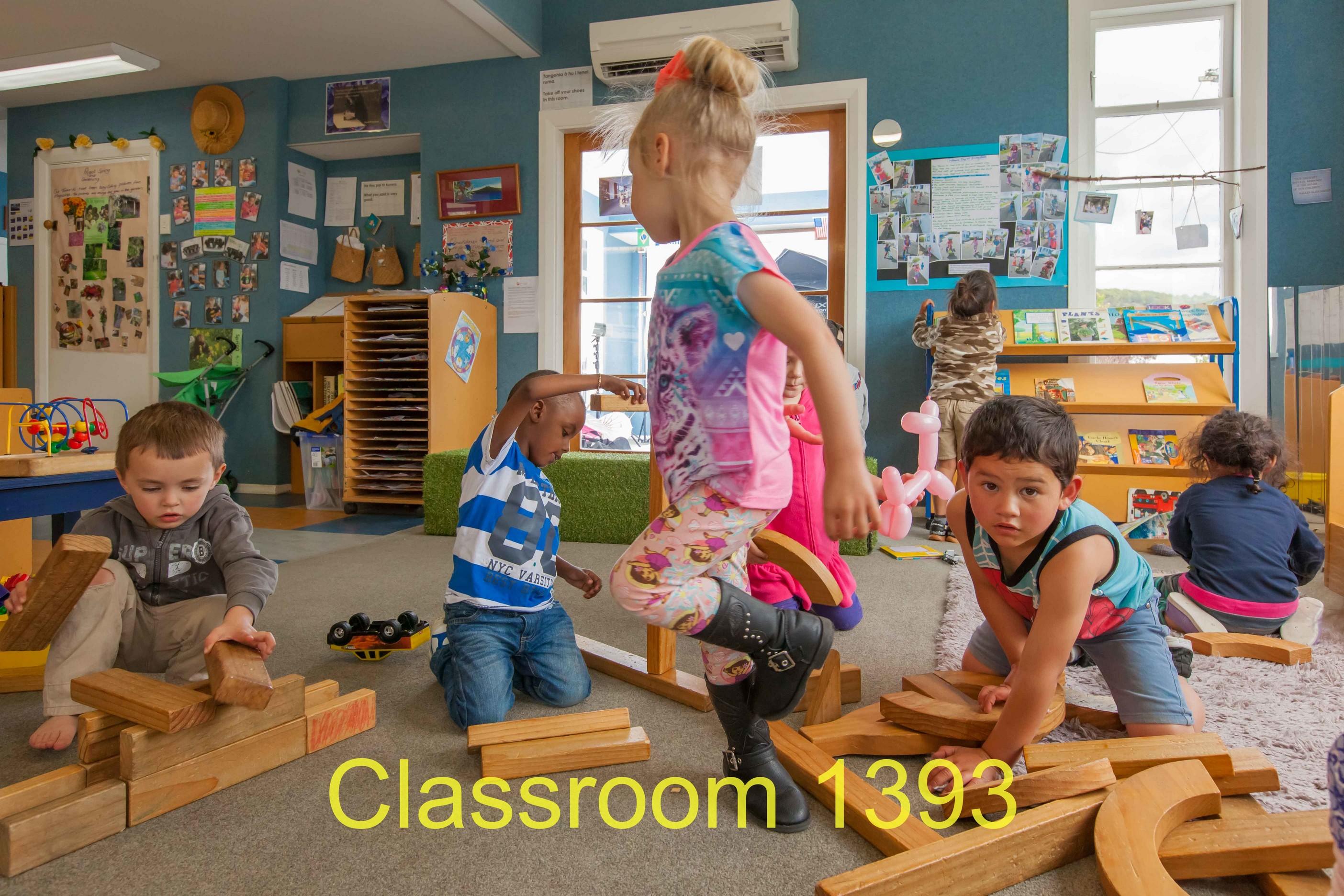 Classroom 1393