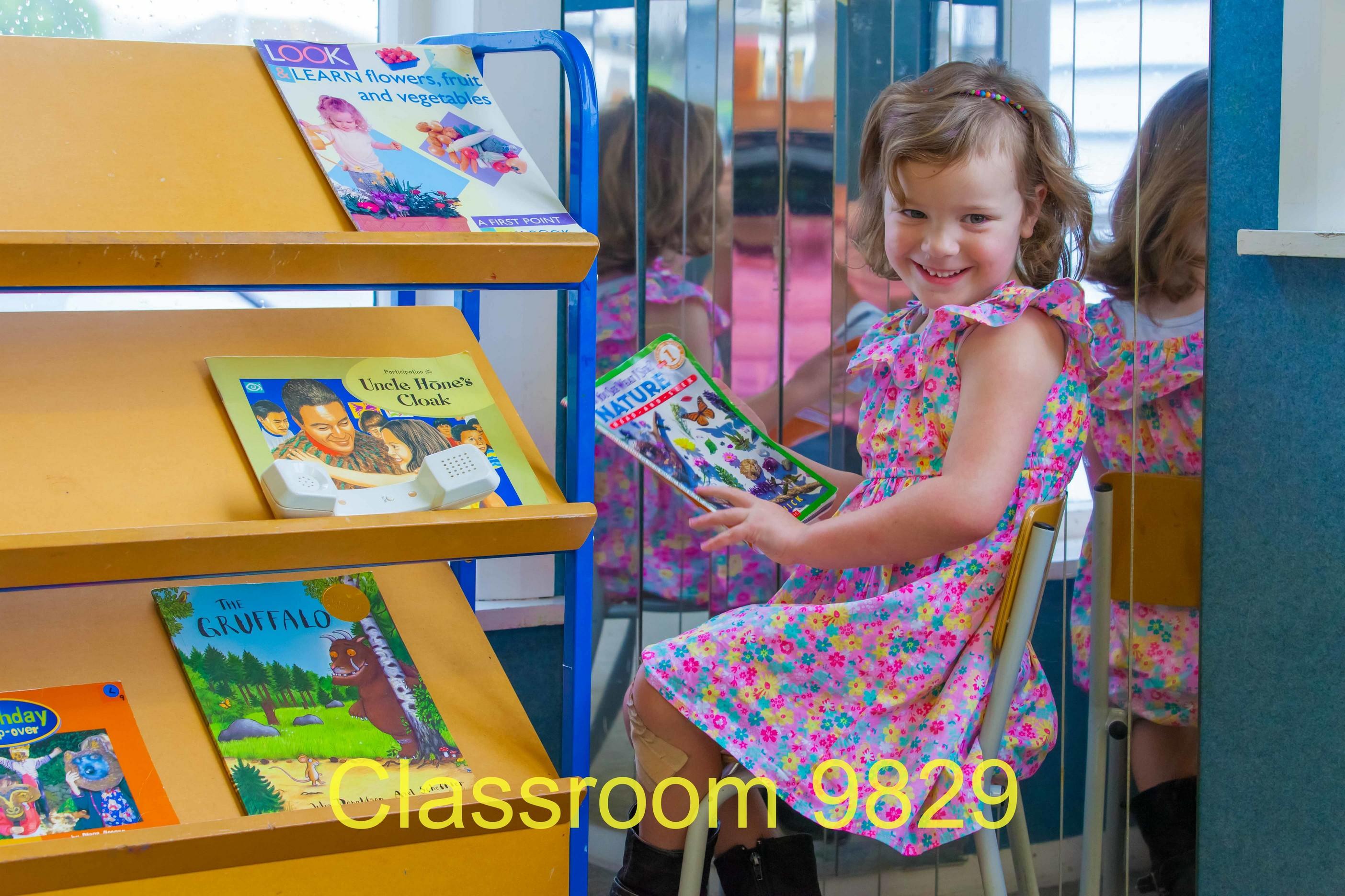 Classroom 9829