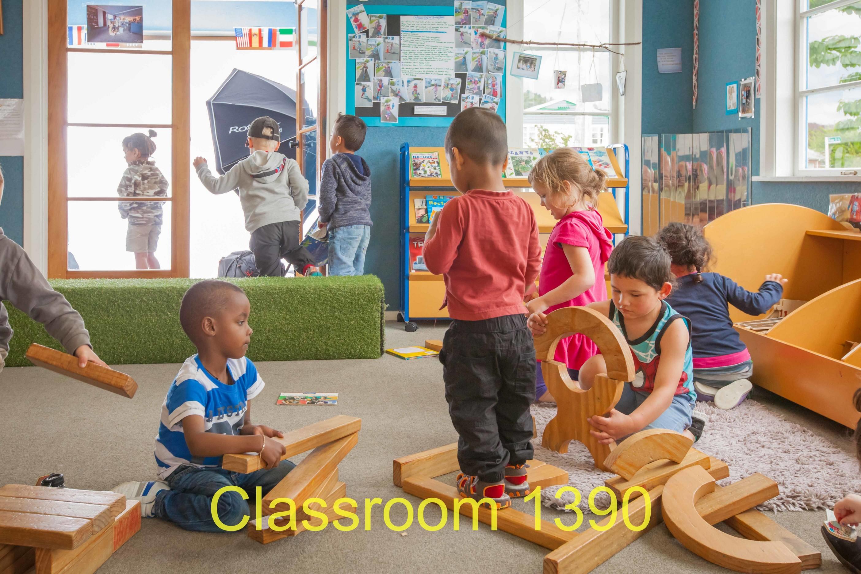Classroom 1390