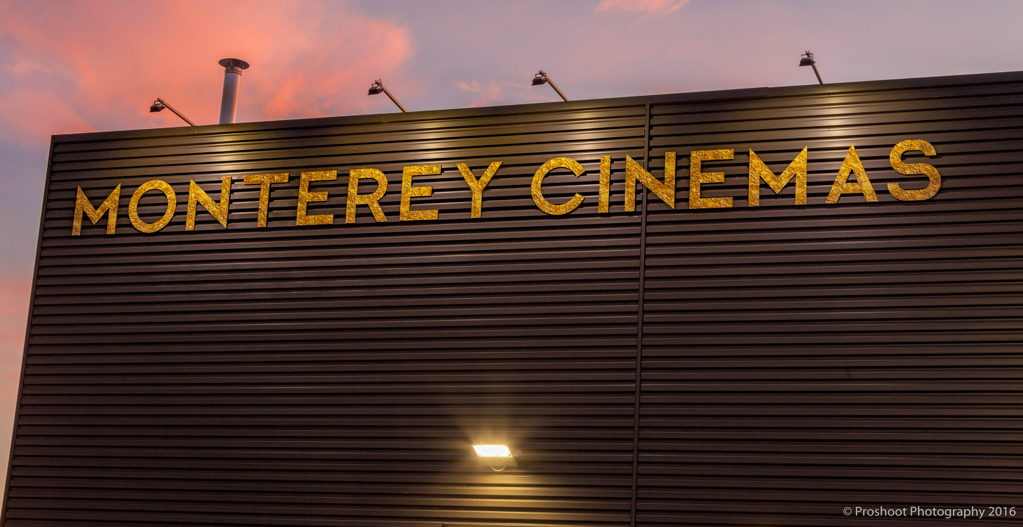 Dzine Monteray Cinema Sunrise 4219-2