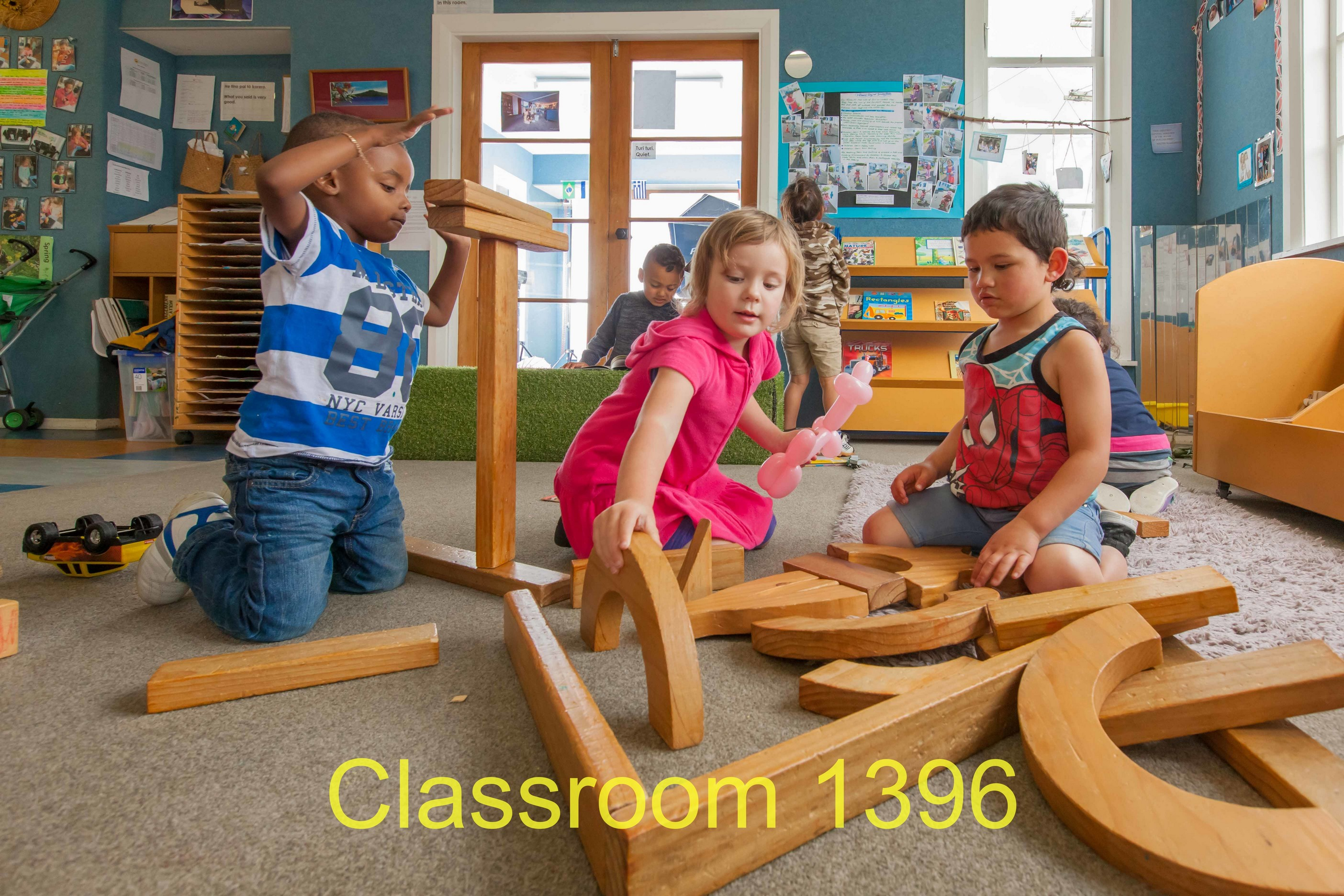 Classroom 1396