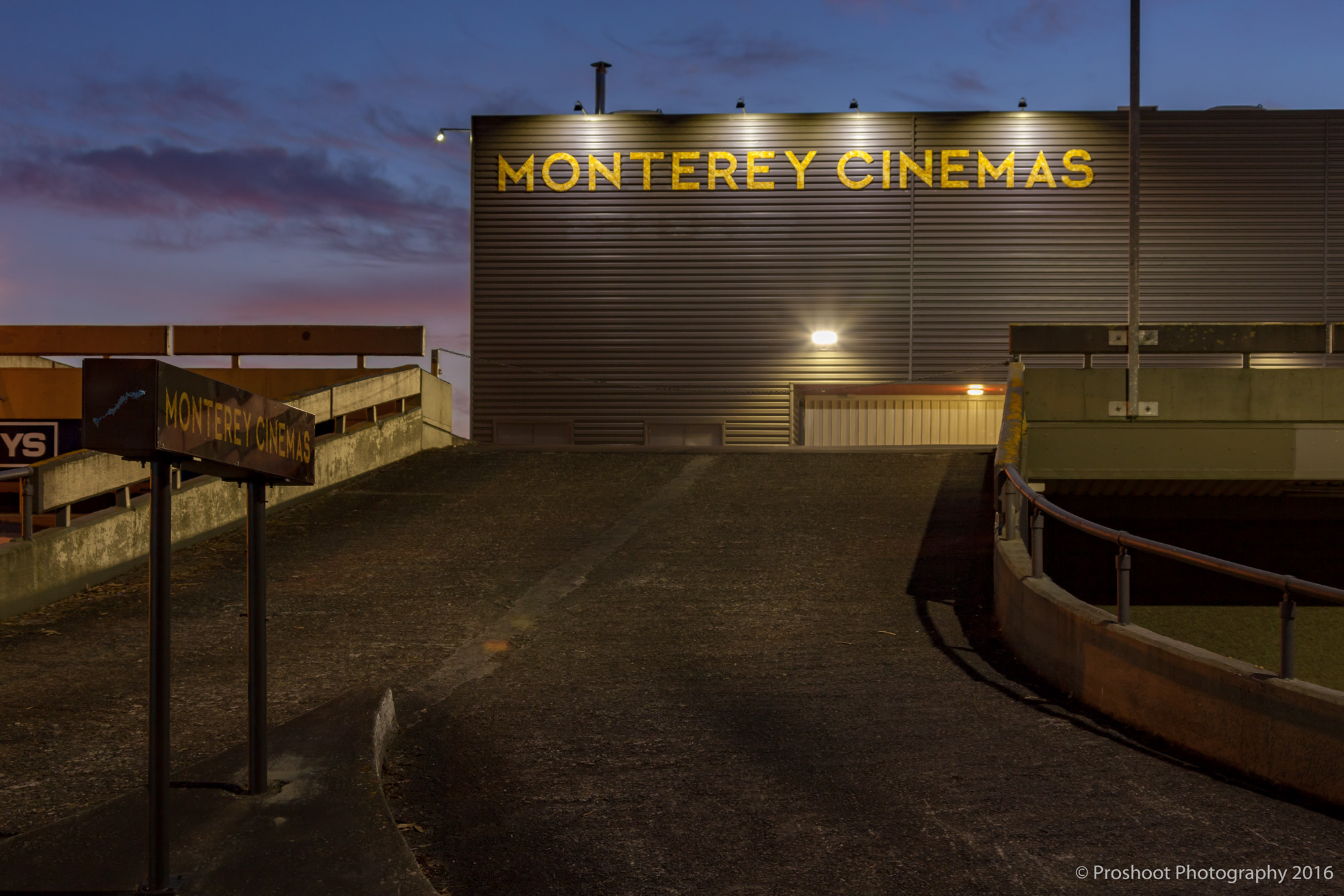 Dzine Monteray Cinema Sunrise 4183