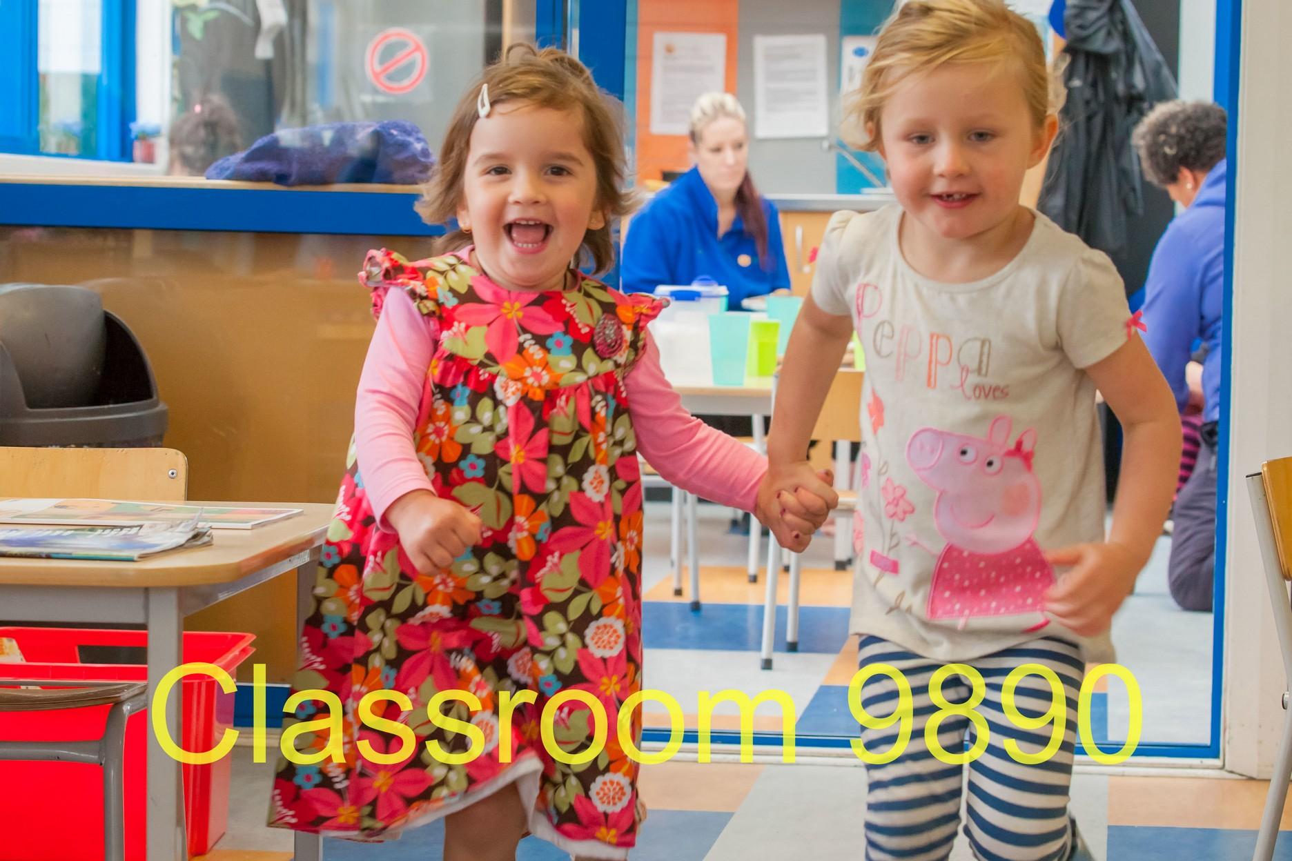 Classroom 9890