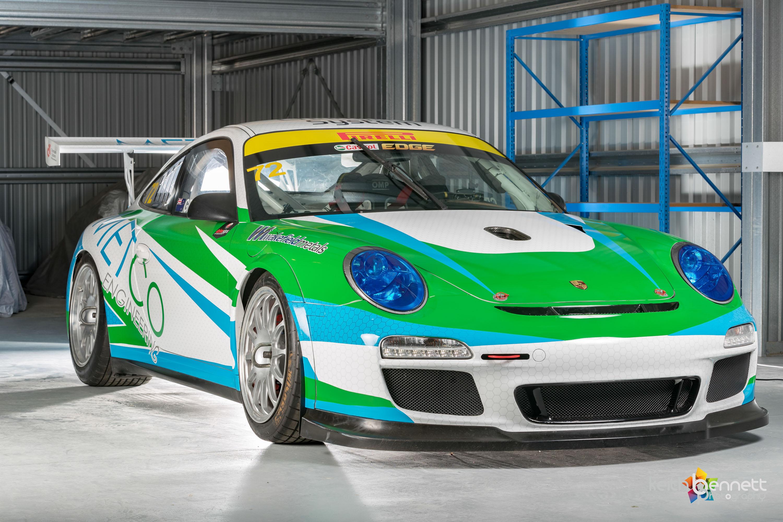 Dzine Porsche Brent Metco 6623