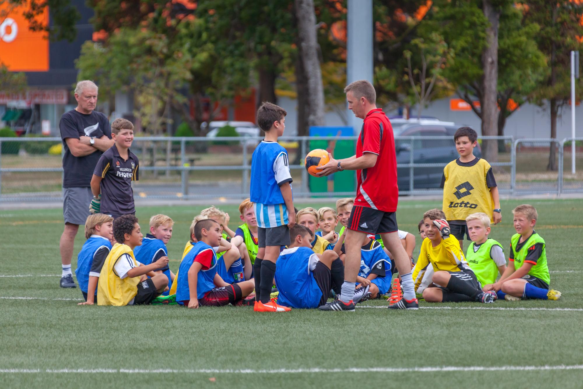 UHCC Soccer Coach 4494