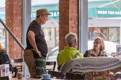 Steve, Java Point Cafe 3711