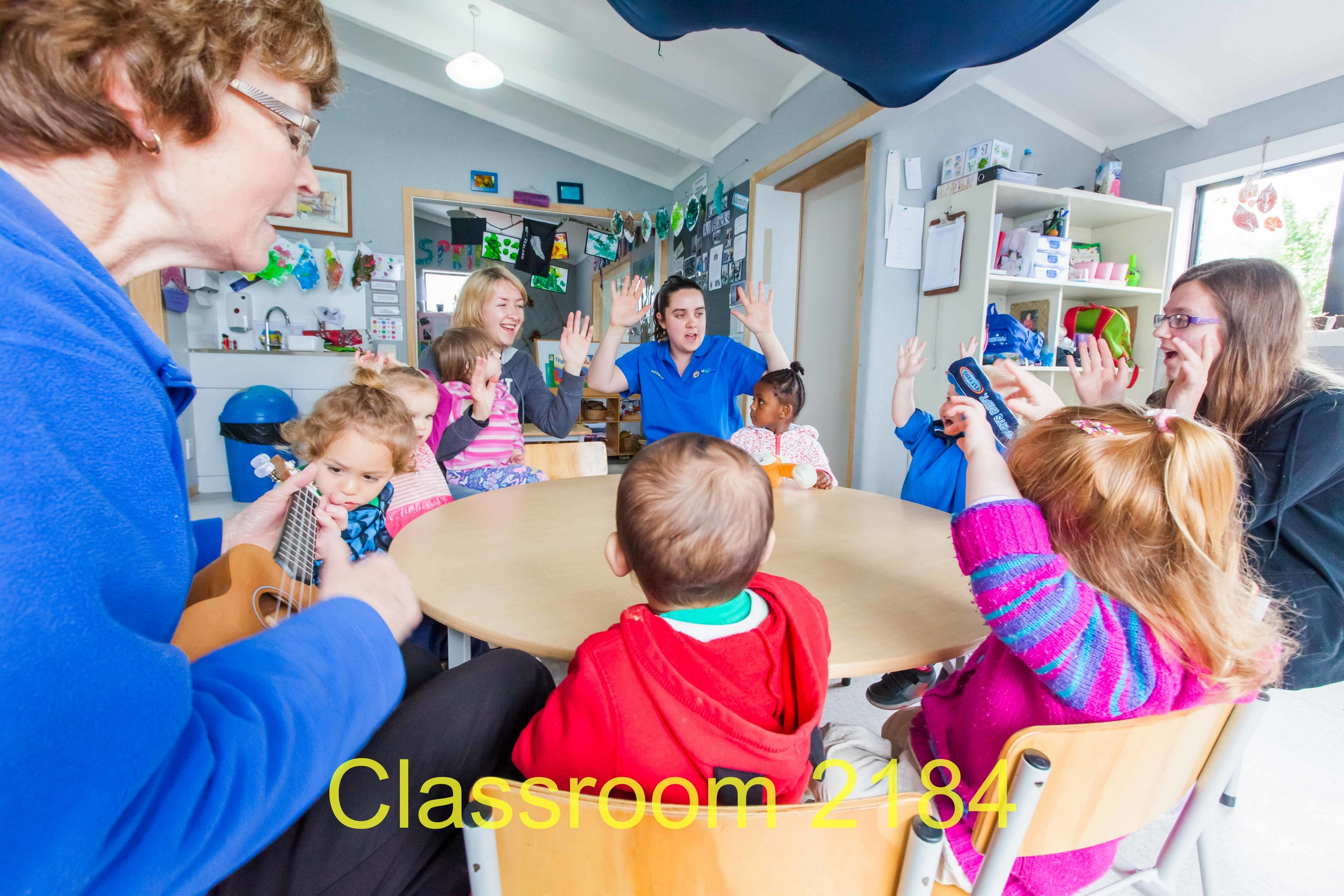 Classroom 2184