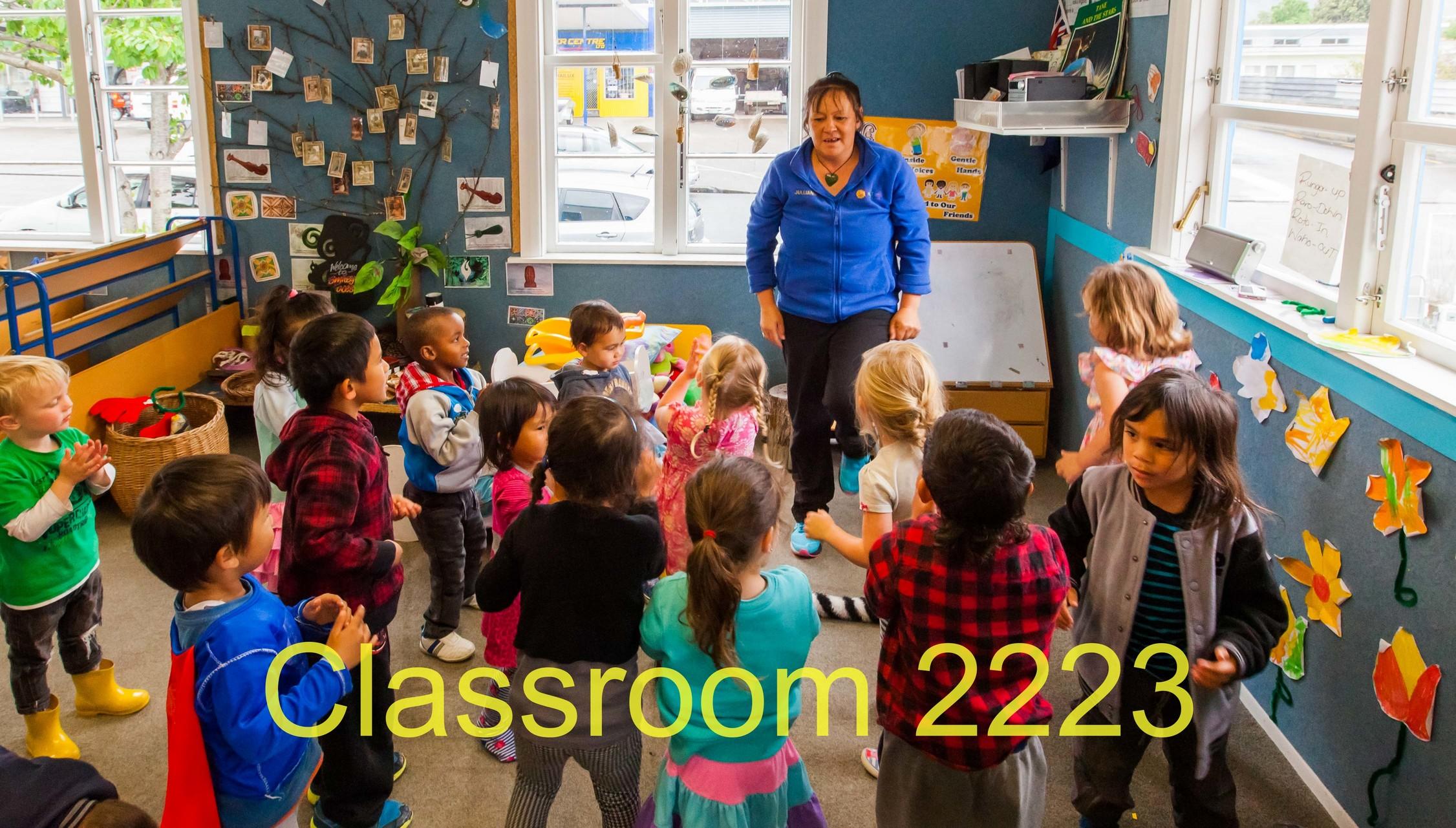 Classroom 2223