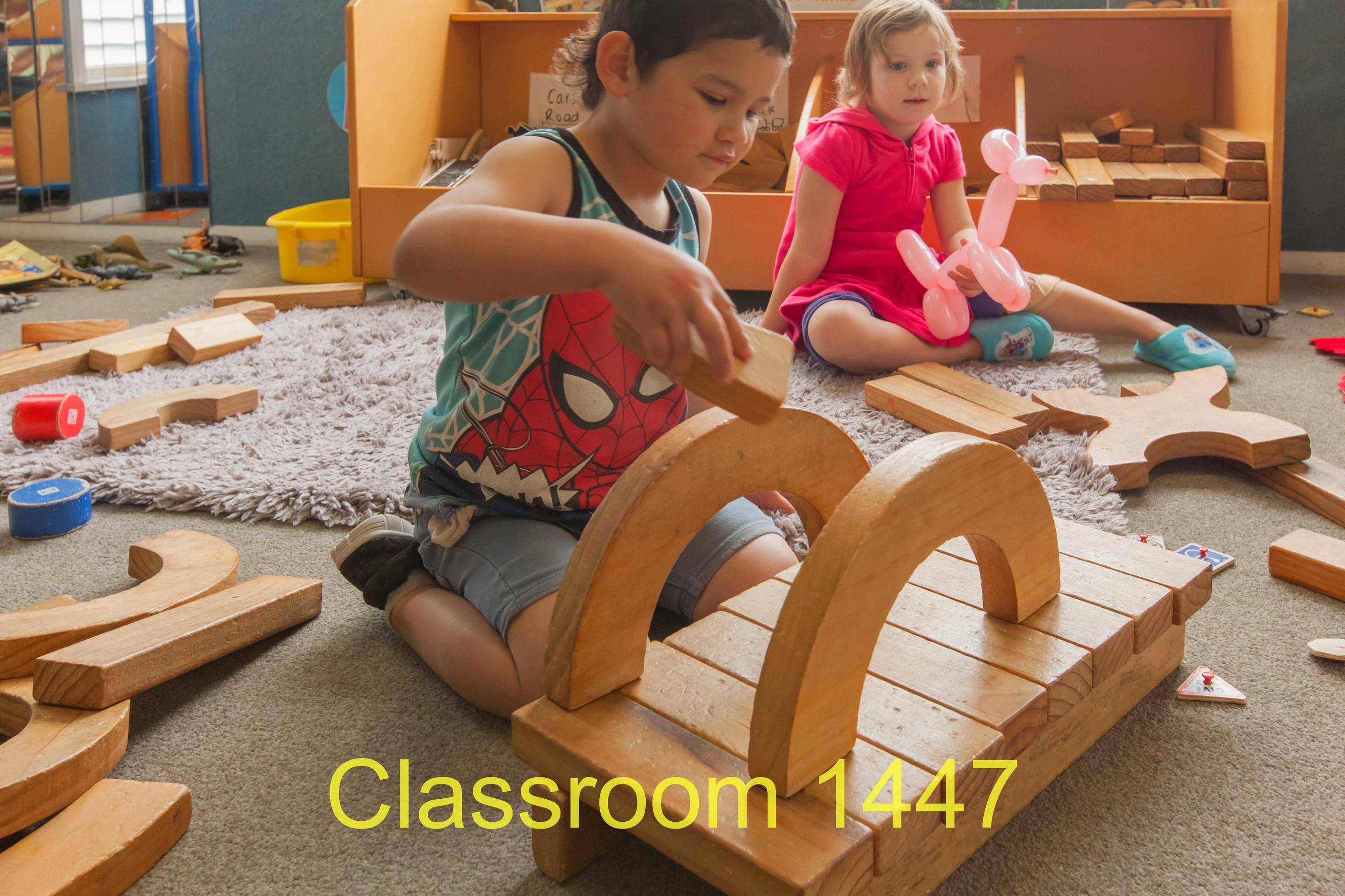 Classroom 1447