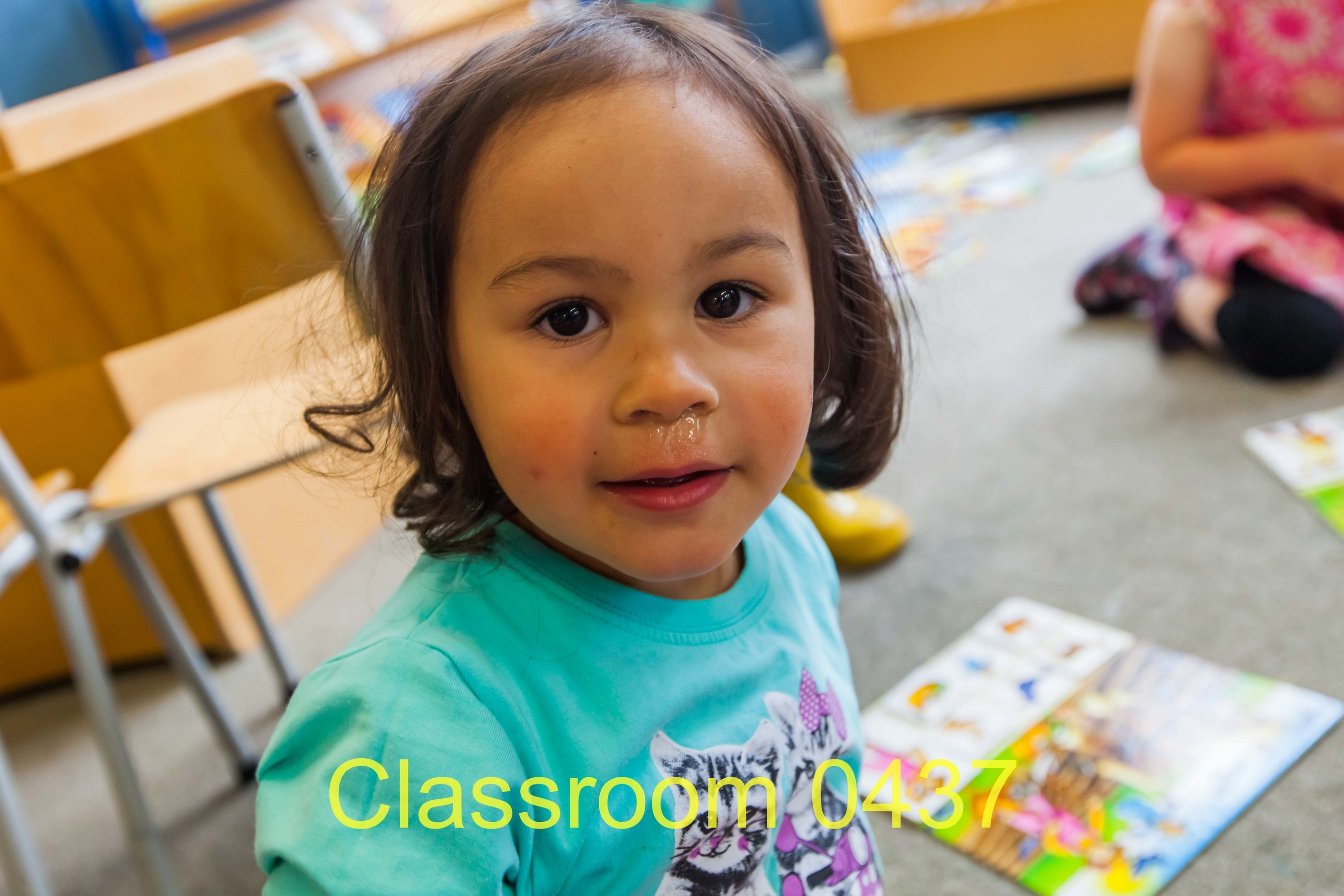 Classroom 0437