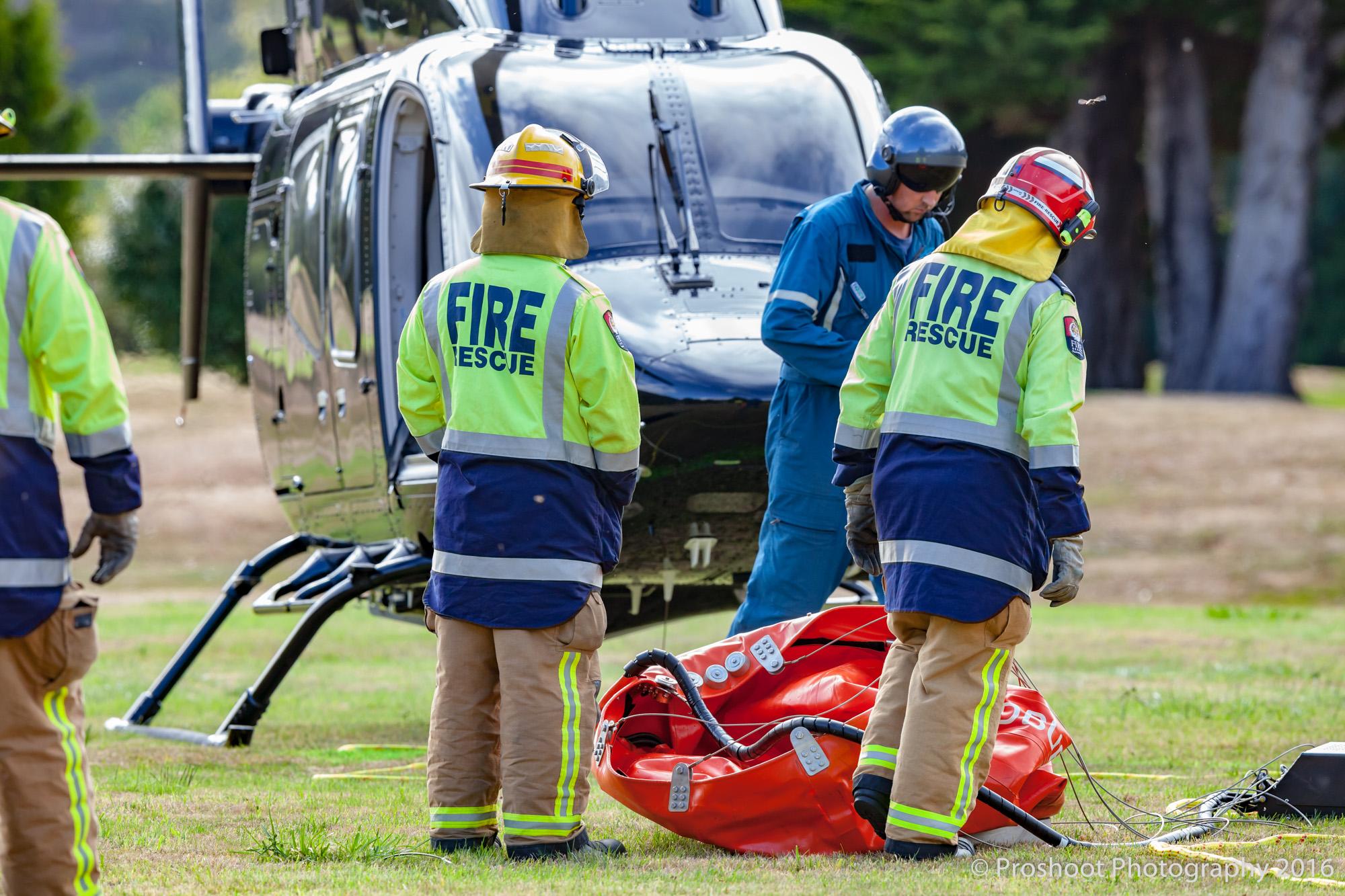 Te Marua Rural Fire 9168
