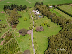 181 Settlement Road, Te Horo Aerial 0663