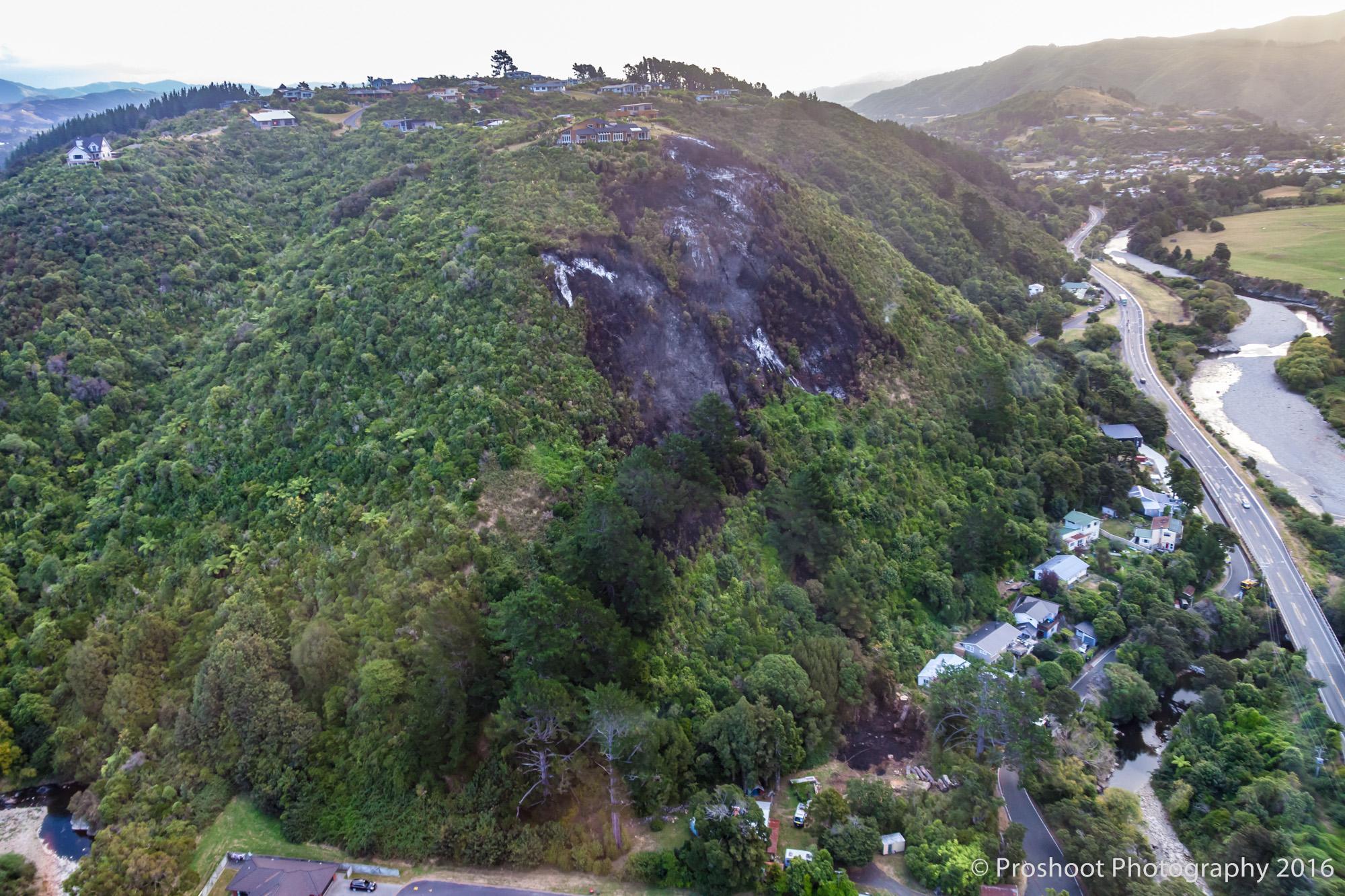 Te Marua Rural Fire 9727