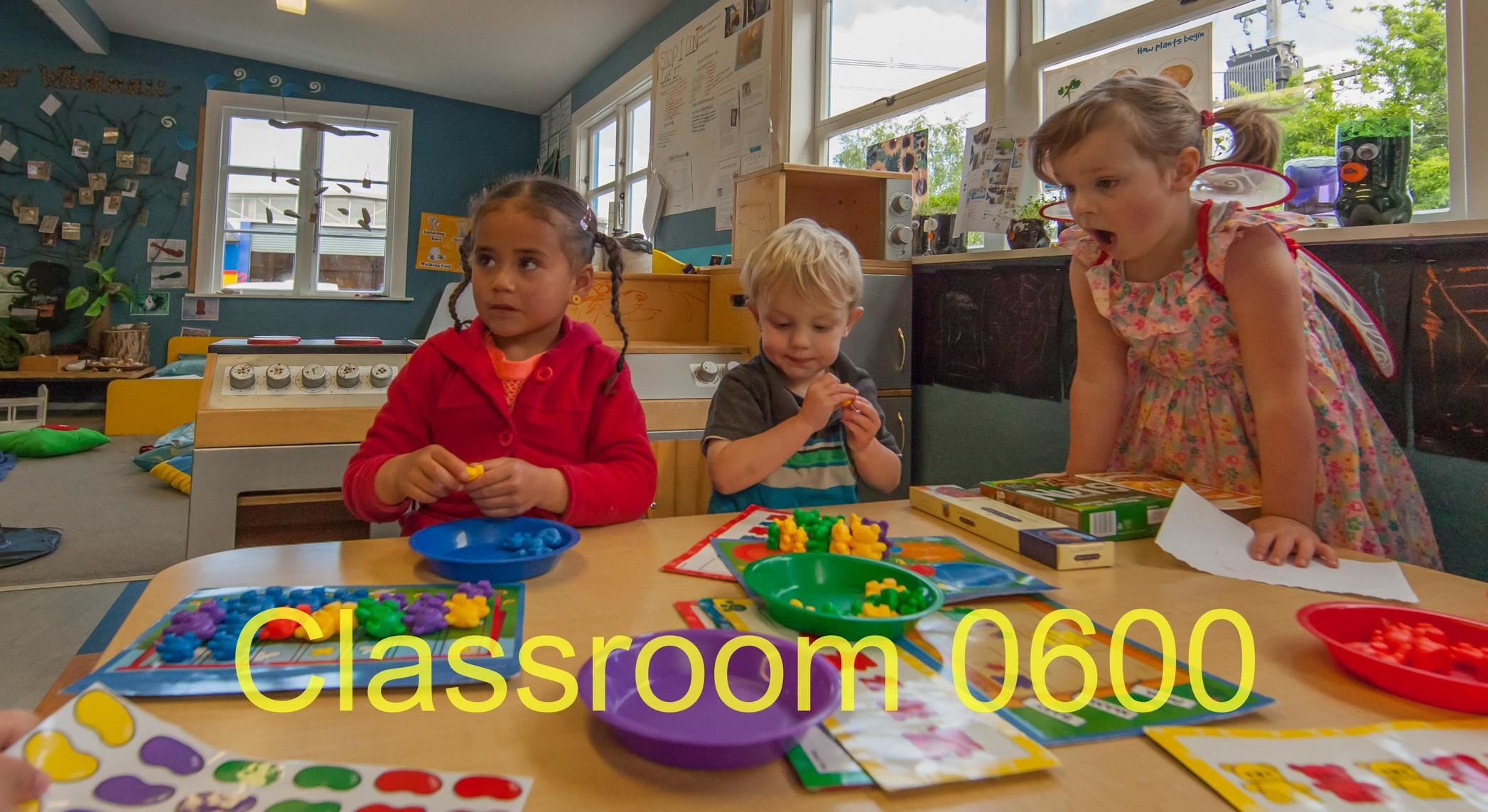 Classroom 0600