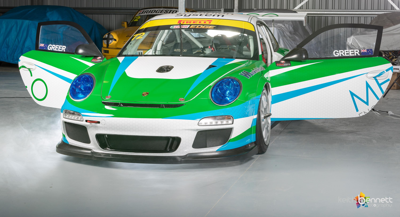 Dzine Porsche Brent Metco 6577