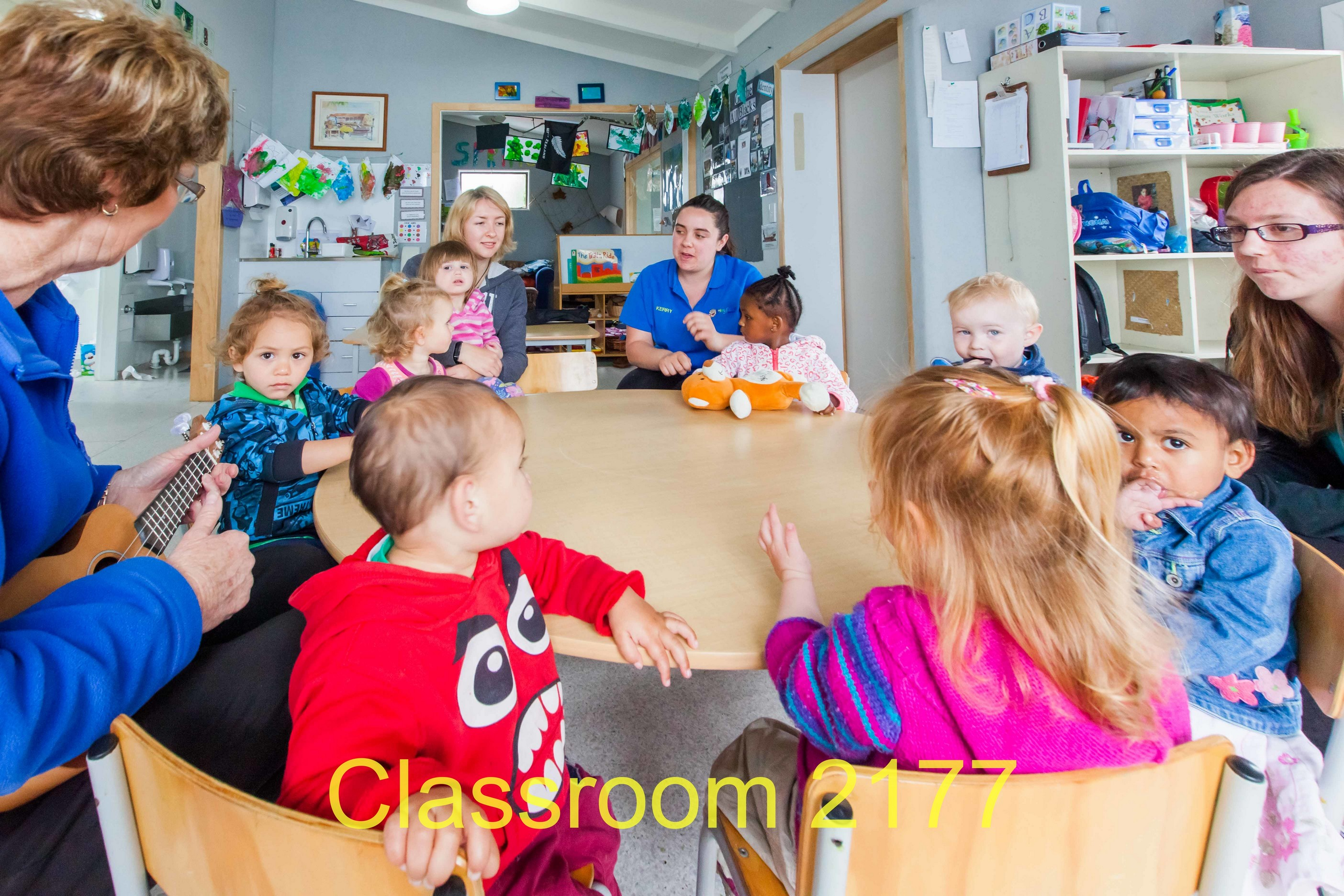 Classroom 2177