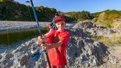 UHCC Whakatiki Fishing 9908