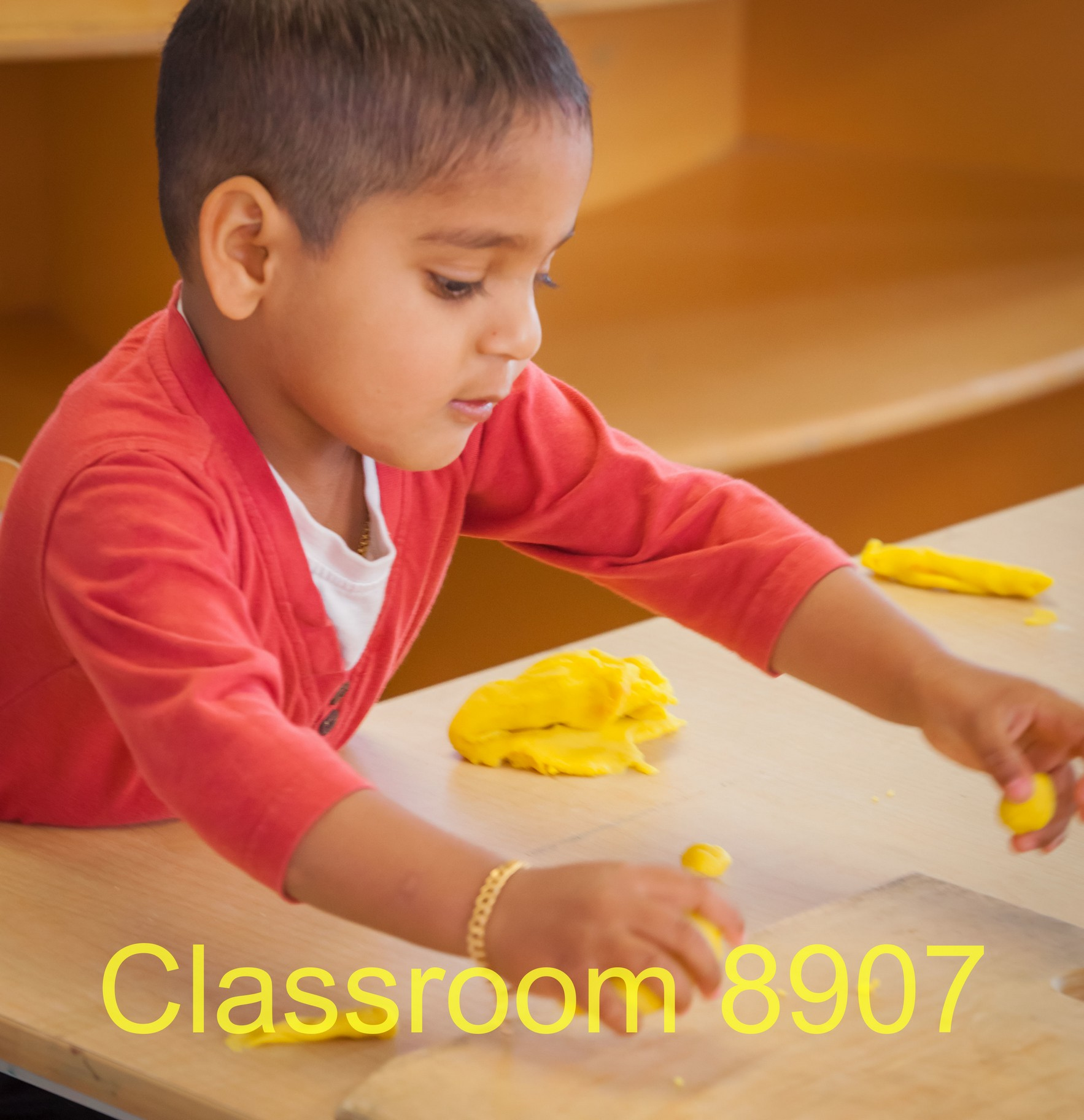 Classroom 8907
