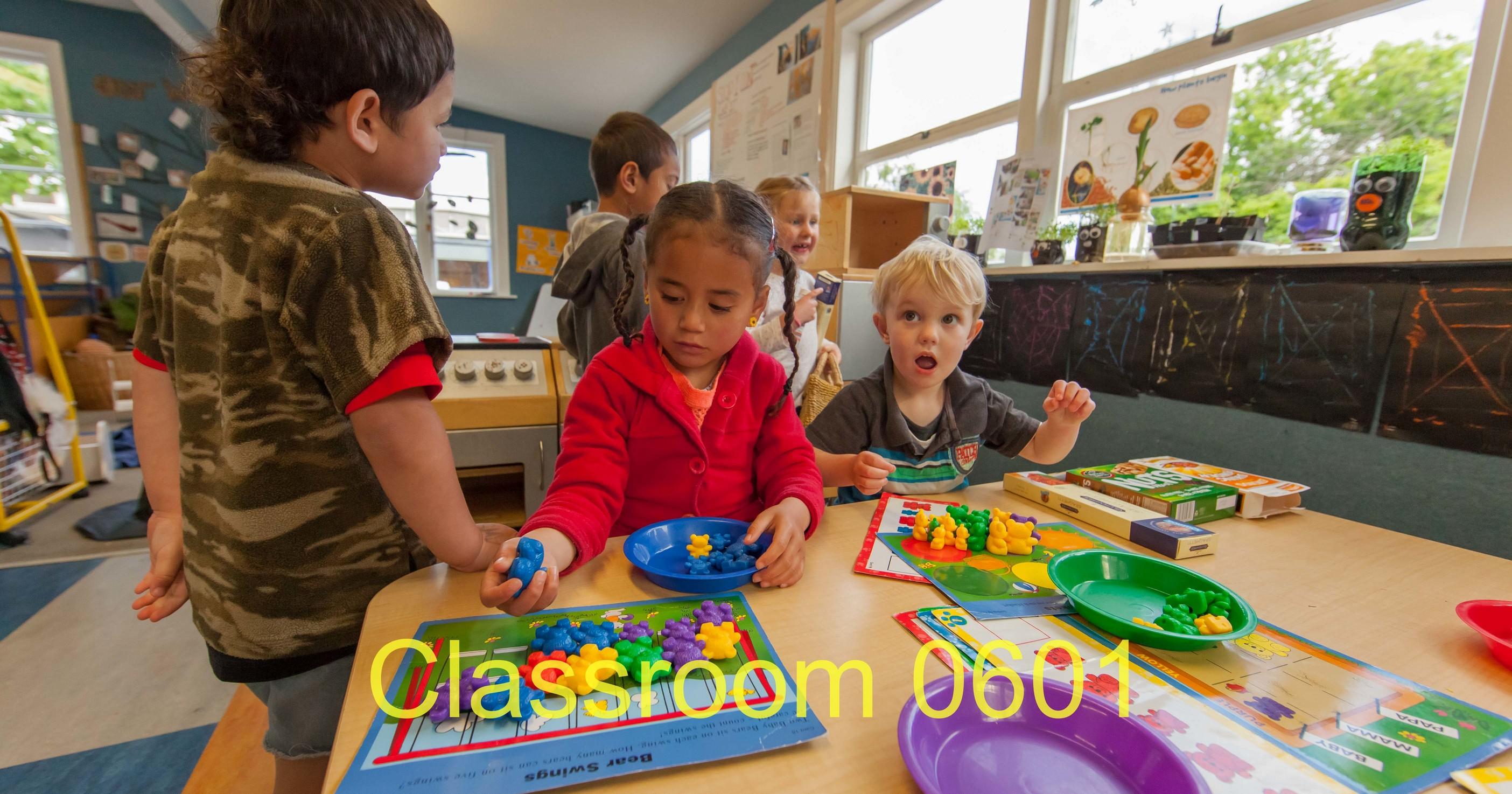 Classroom 0601