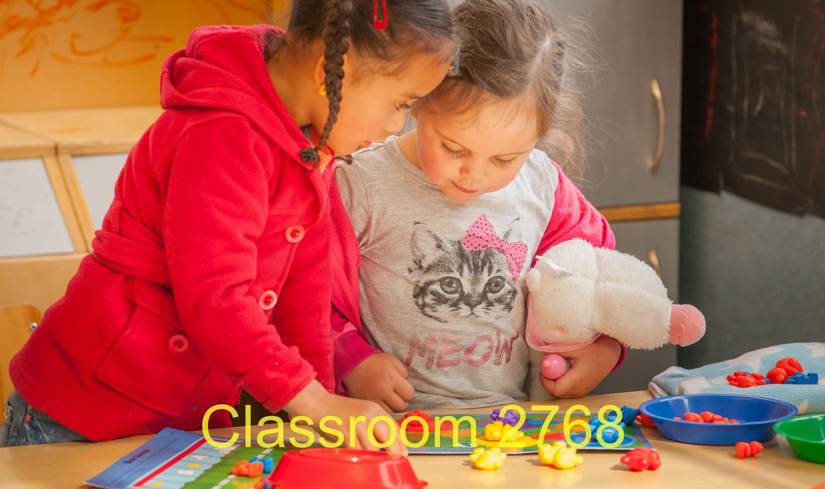 Classroom 2768