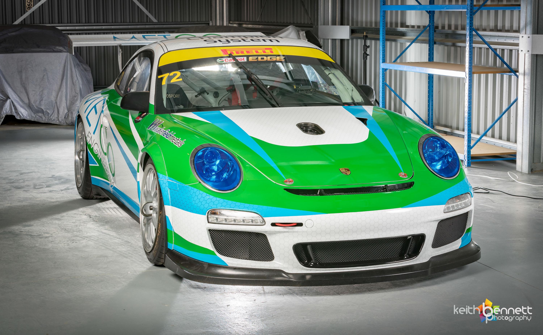 Dzine Porsche Brent Metco 6601