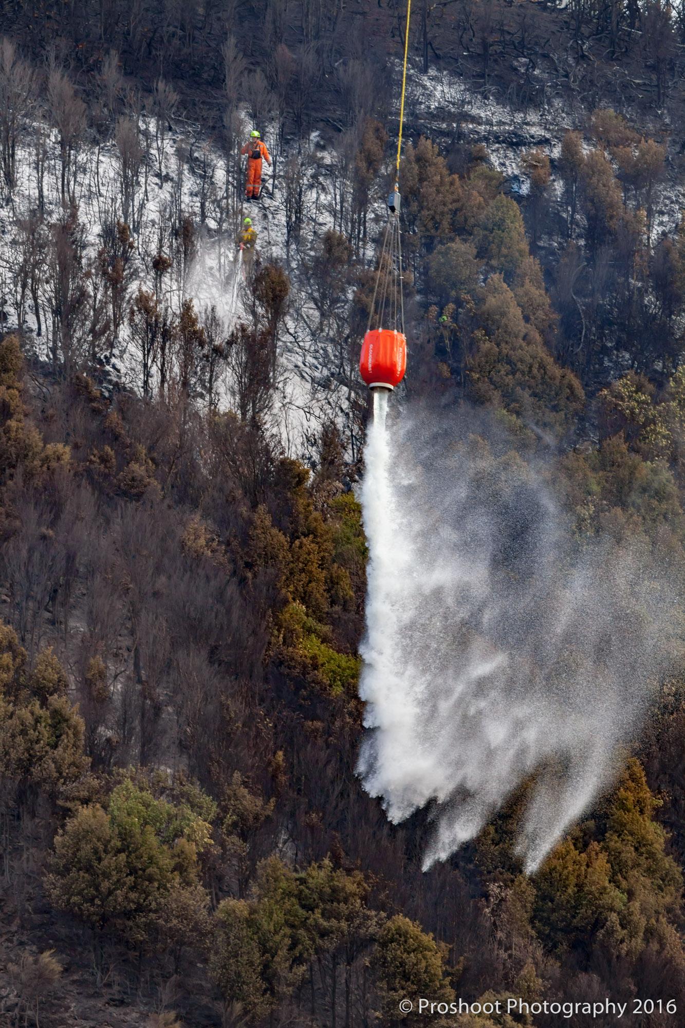Te Marua Rural Fire 9490
