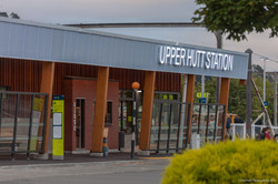 Dzine Train Station Sign 7620