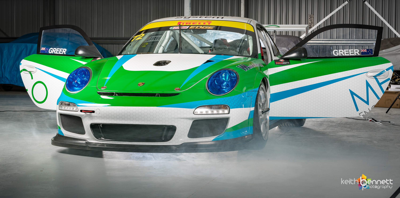 Dzine Porsche Brent Metco 6585