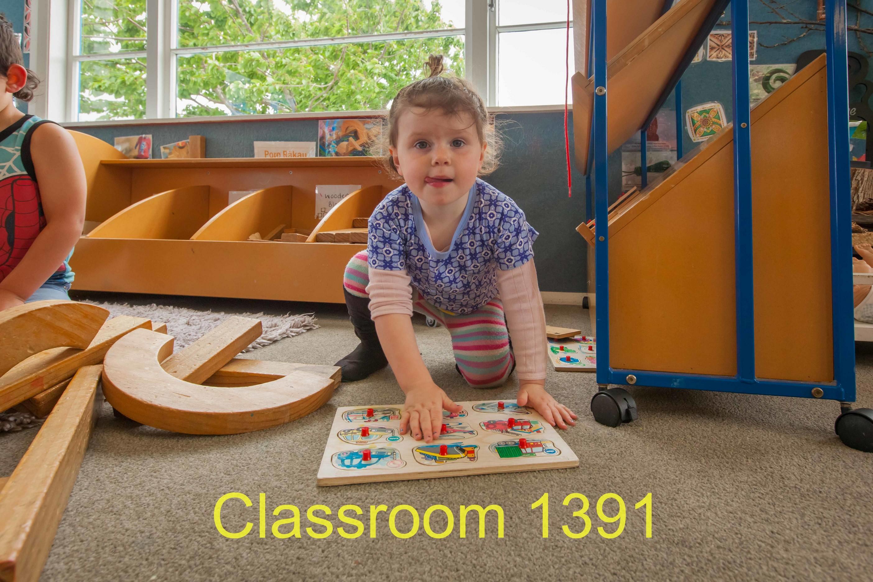 Classroom 1391
