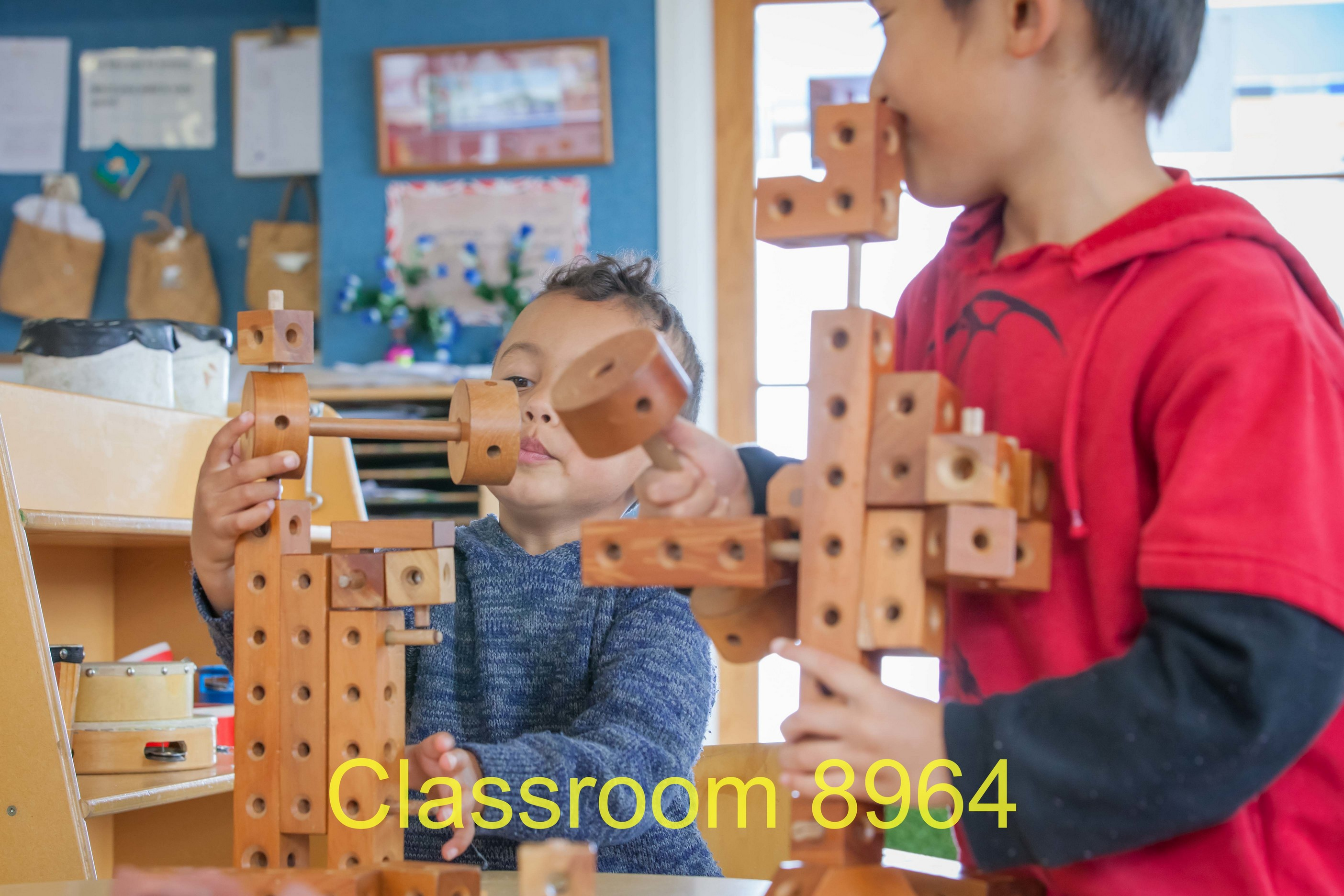 Classroom 8964