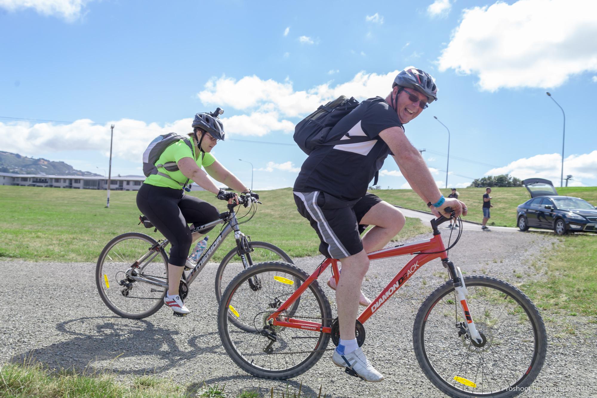 Bike The Trail 2016 8100
