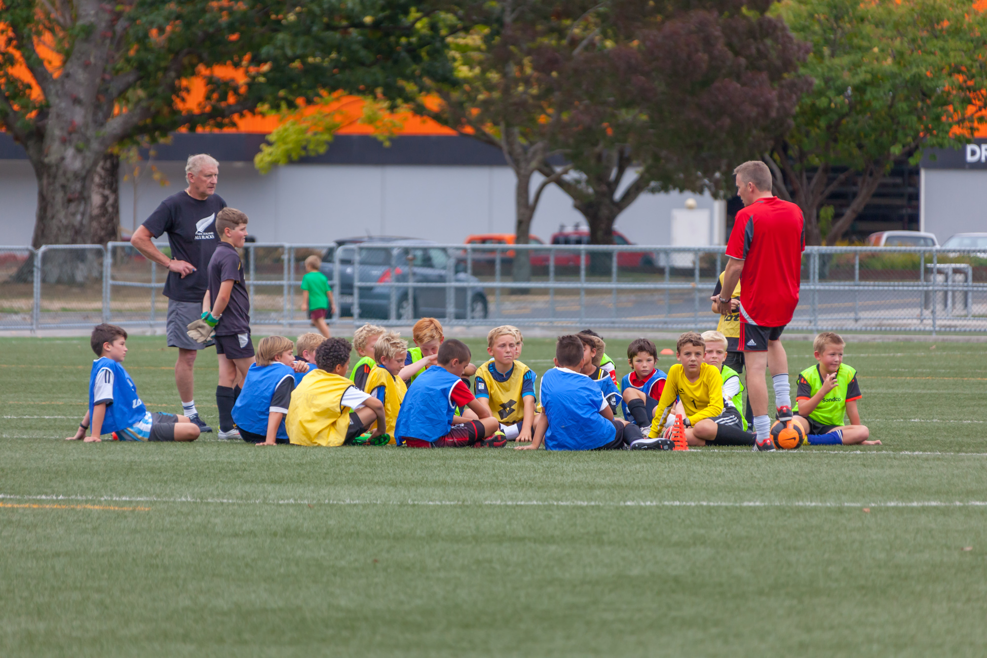 UHCC Soccer Coach 4498