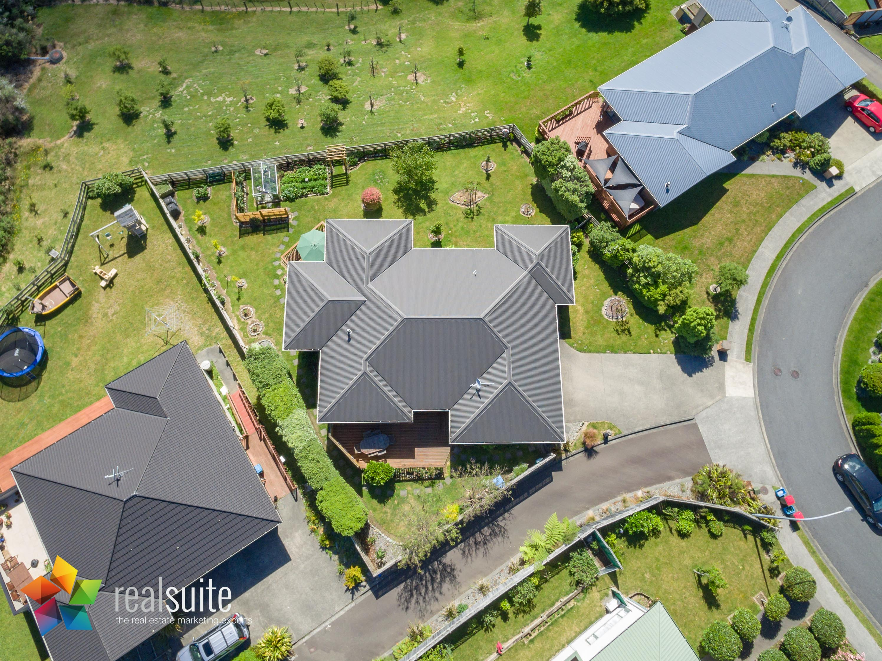 9 McEwen Crescent, Riverstone Terraces Aerial 0464
