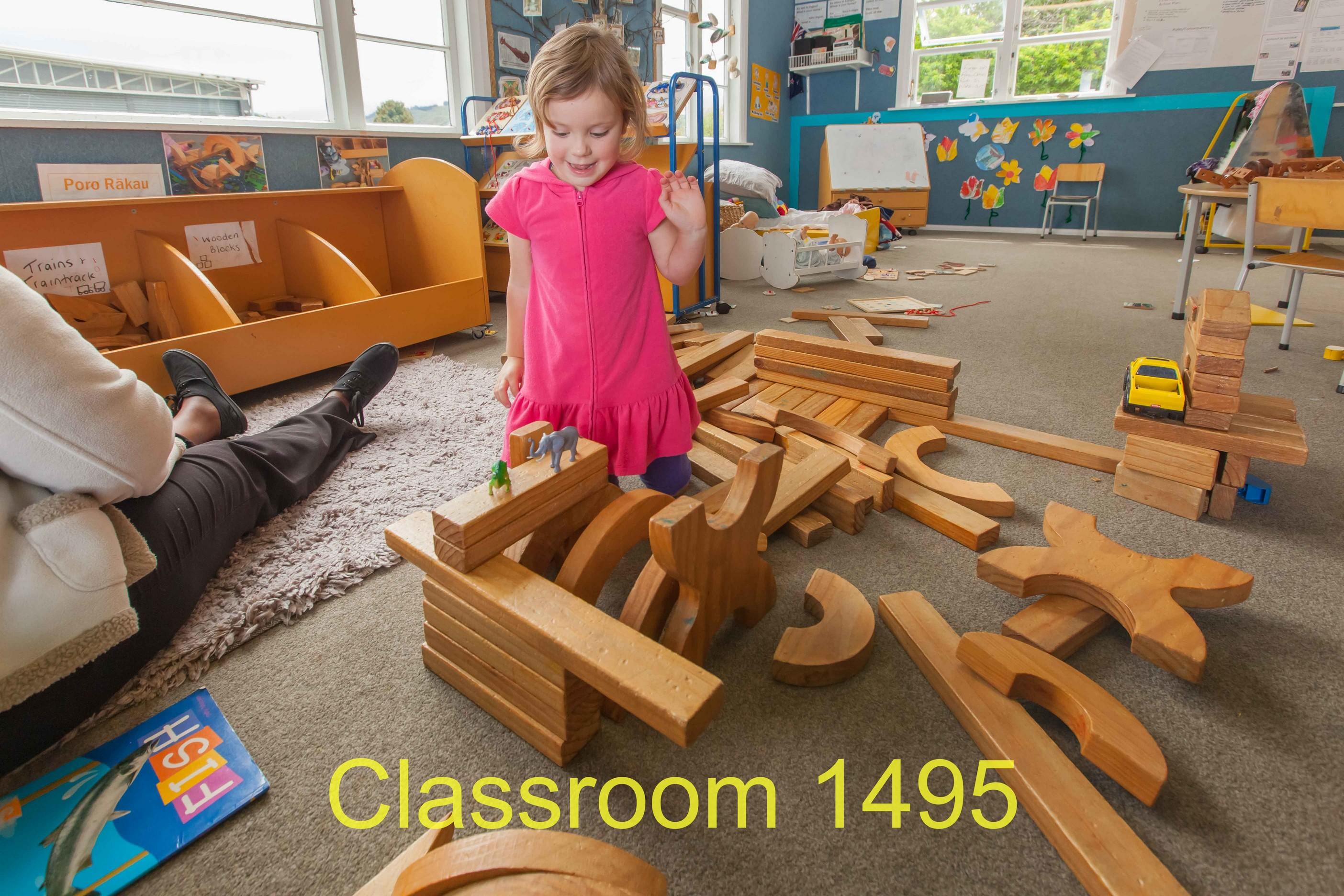 Classroom 1495
