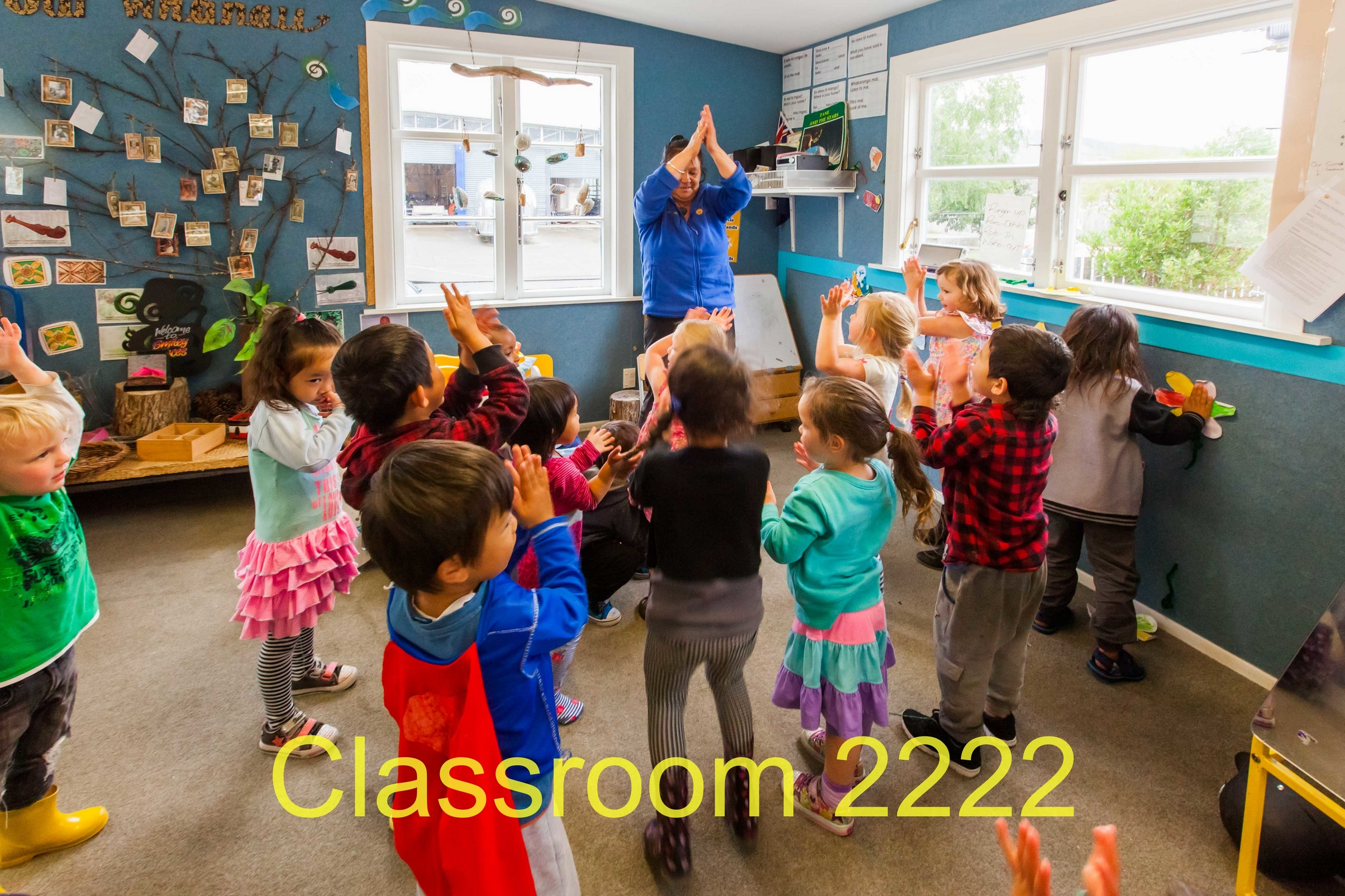 Classroom 2222