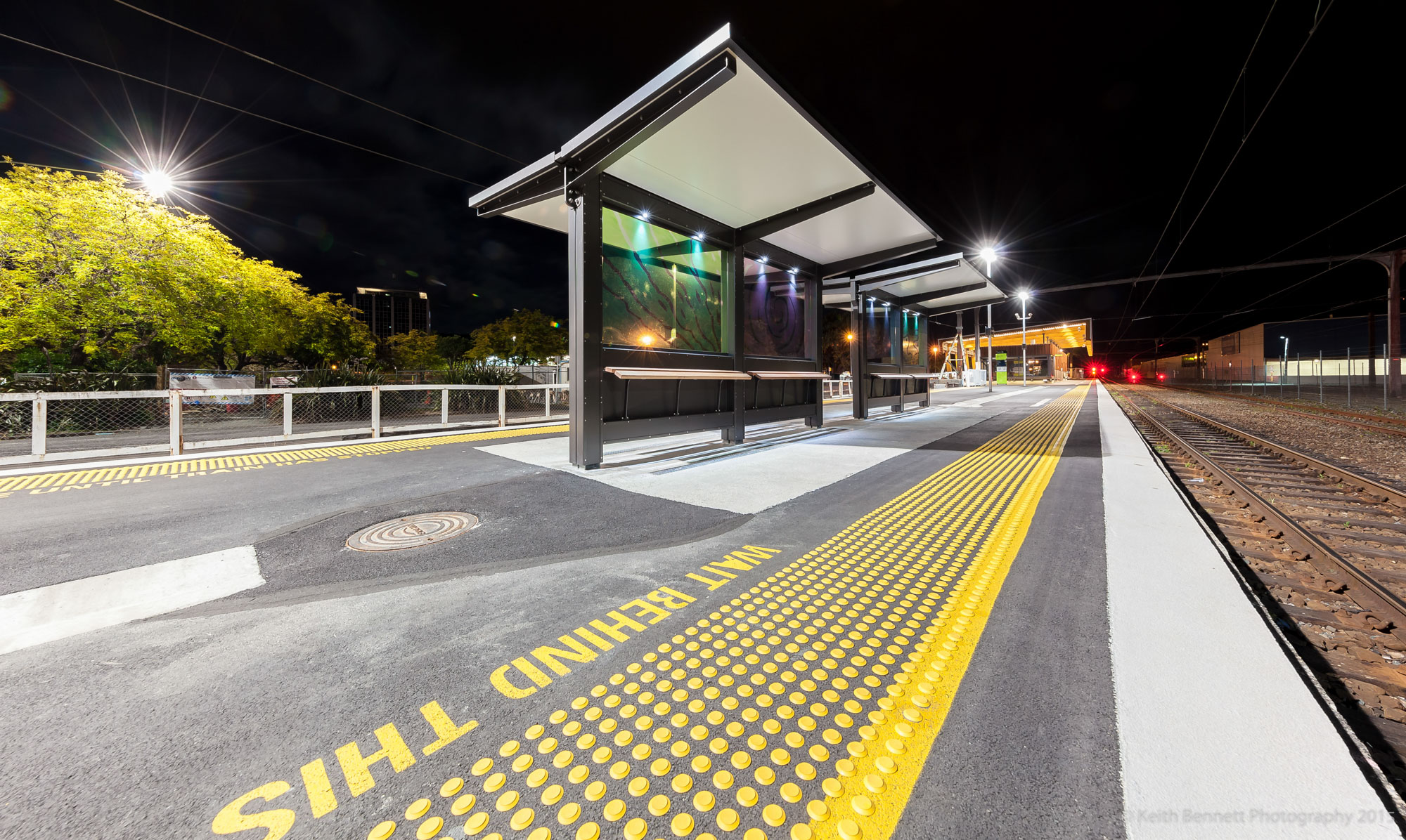Upper Hutt Train Station 4616