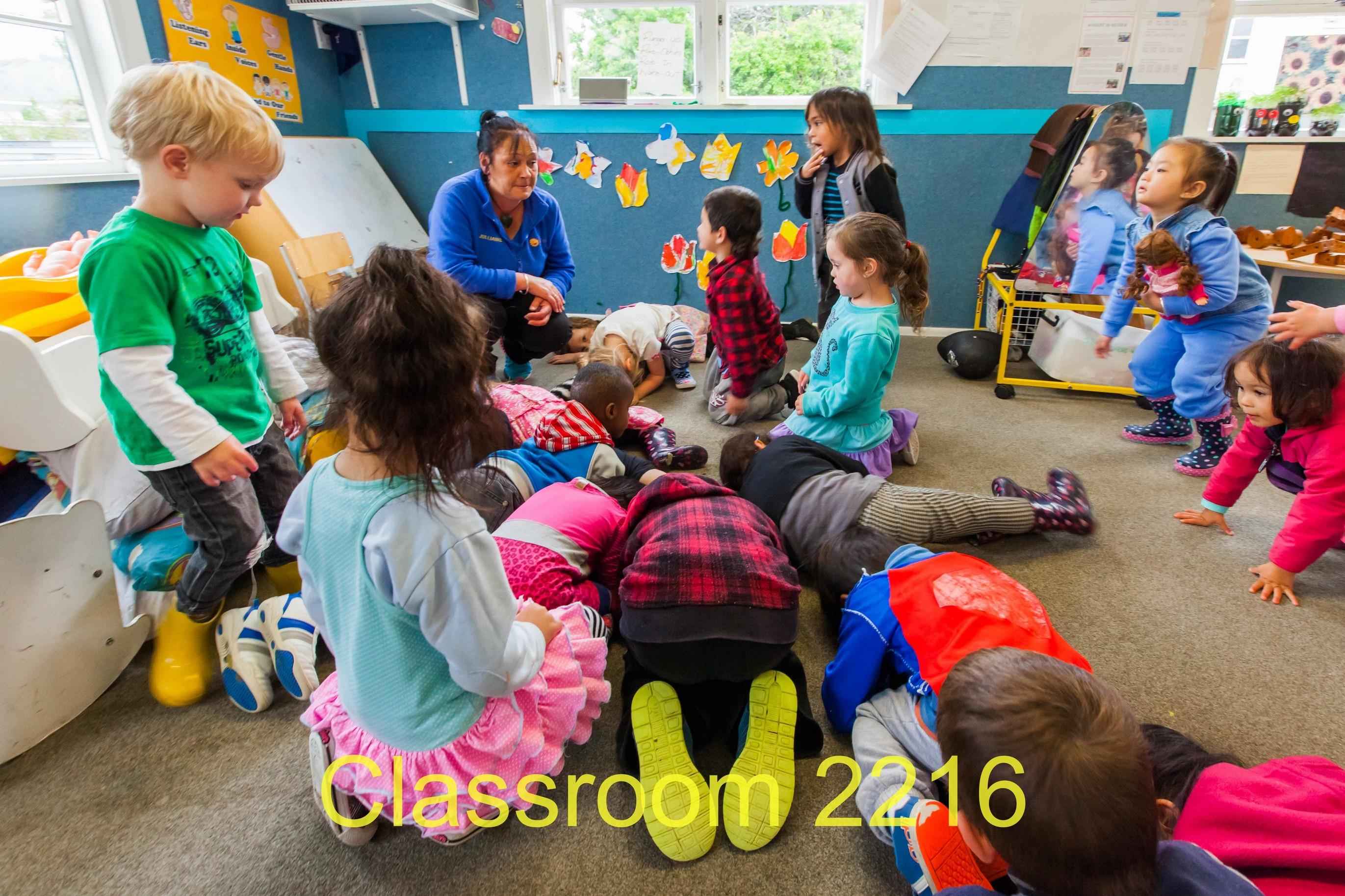 Classroom 2216