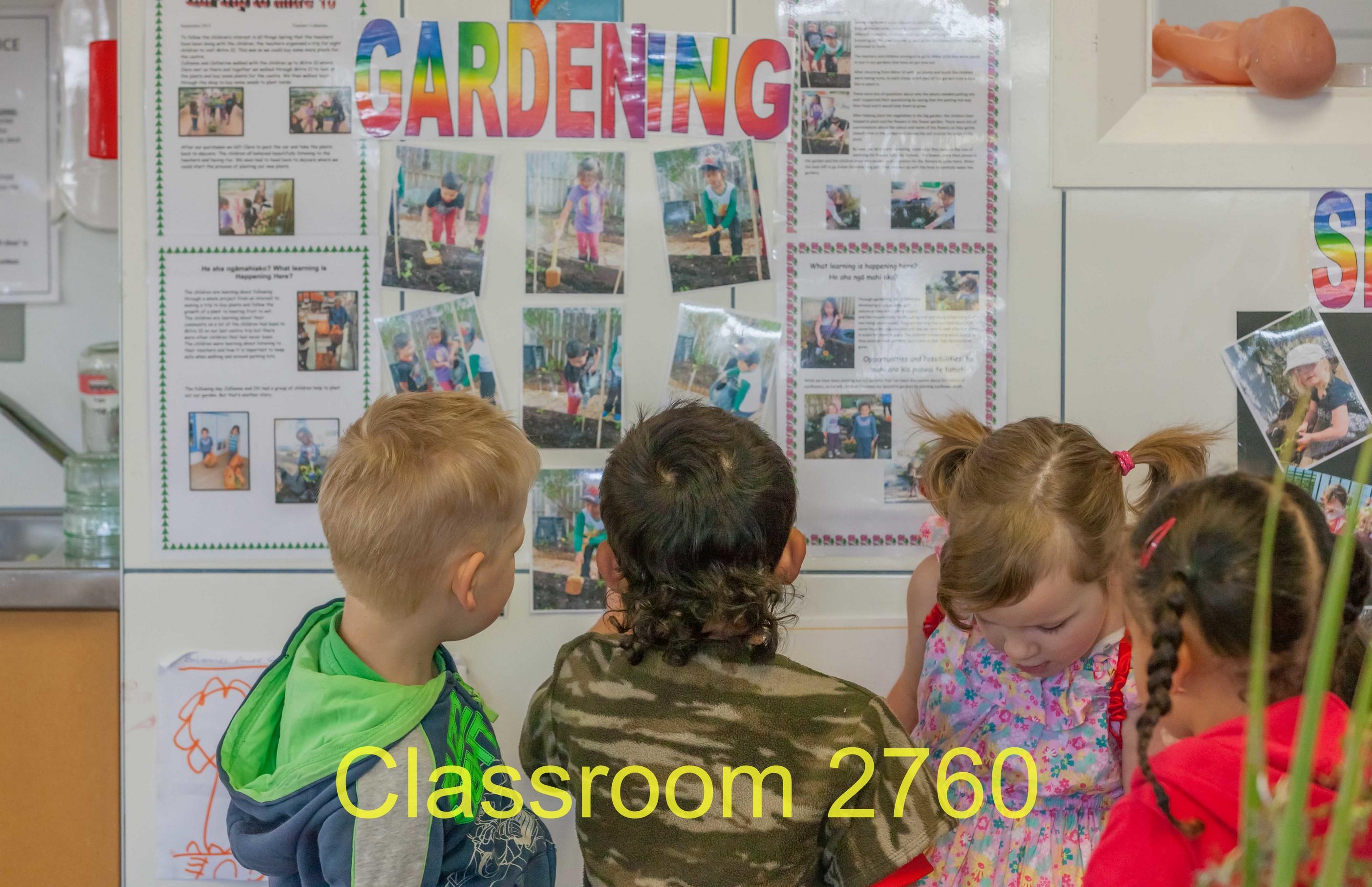 Classroom 2760