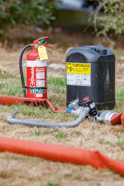 Te Marua Rural Fire 9286