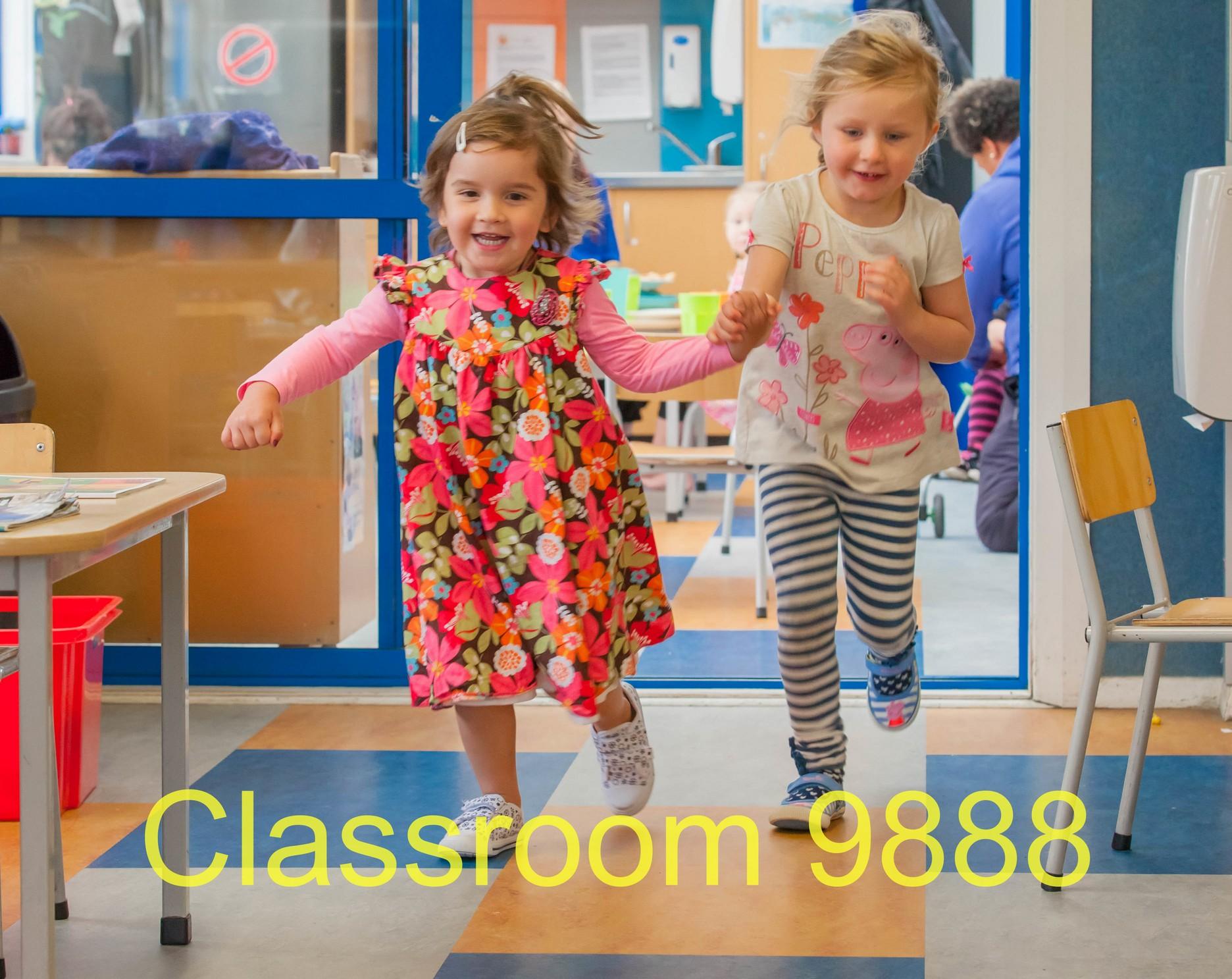 Classroom 9888