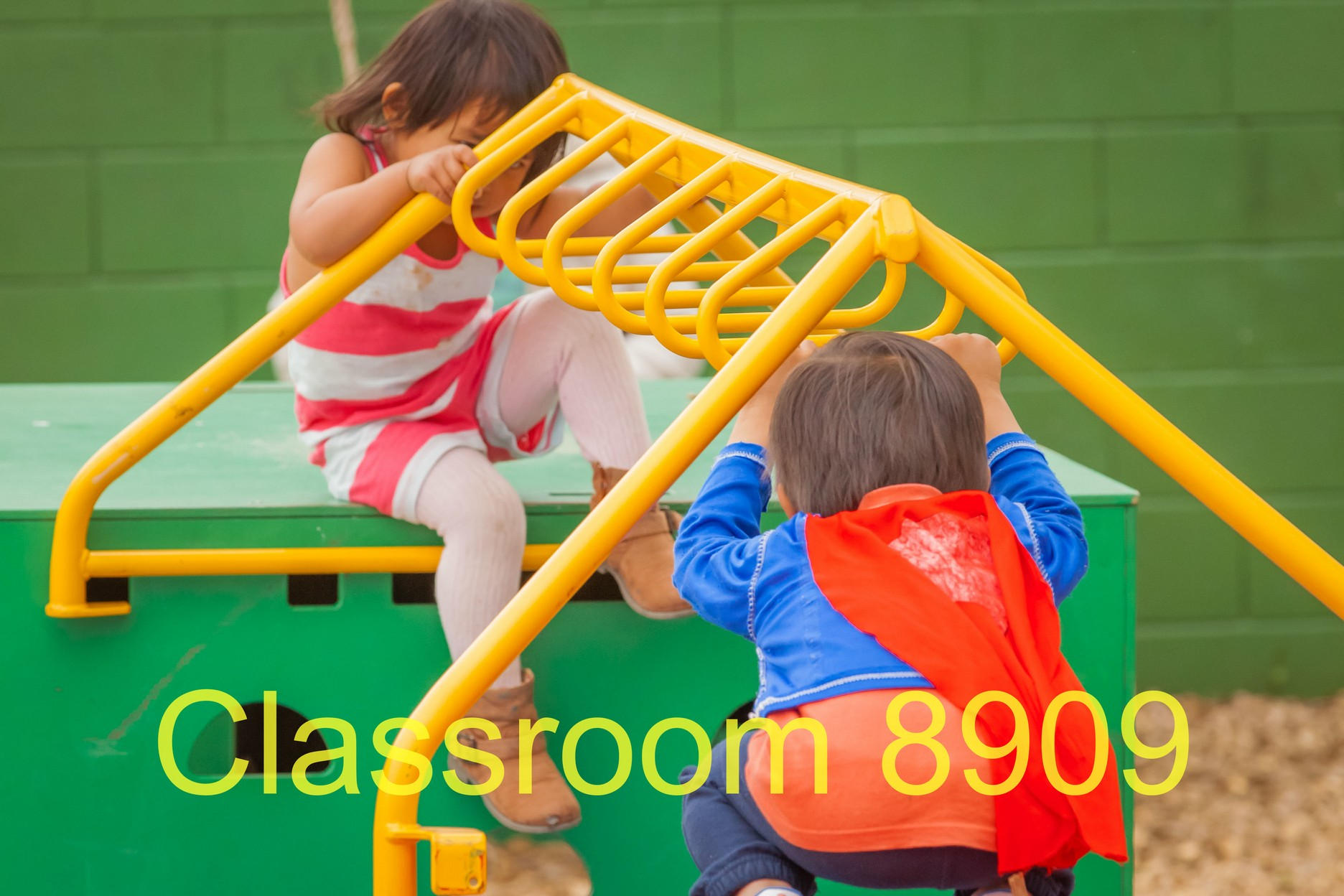 Classroom 8909