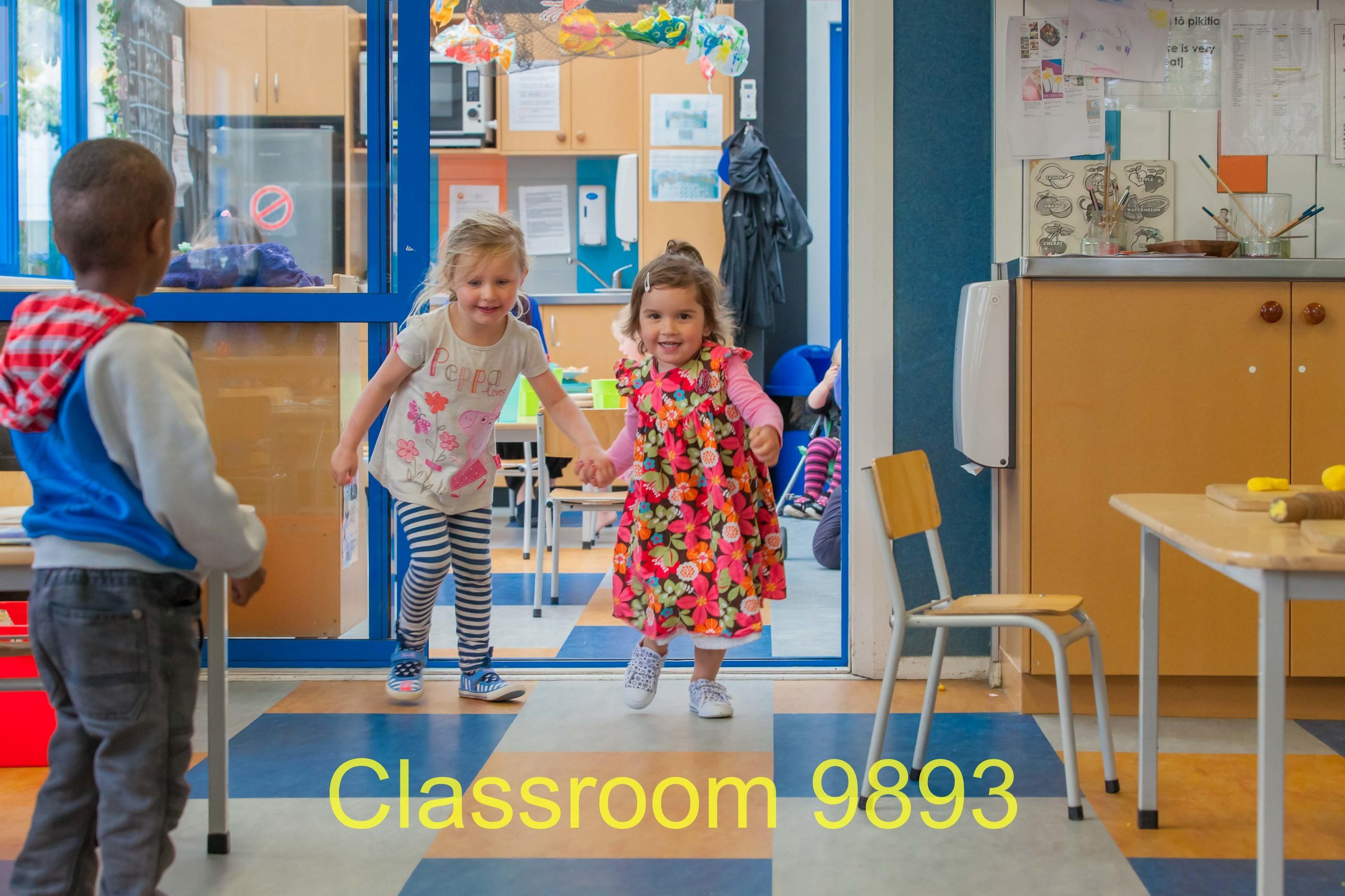Classroom 9893