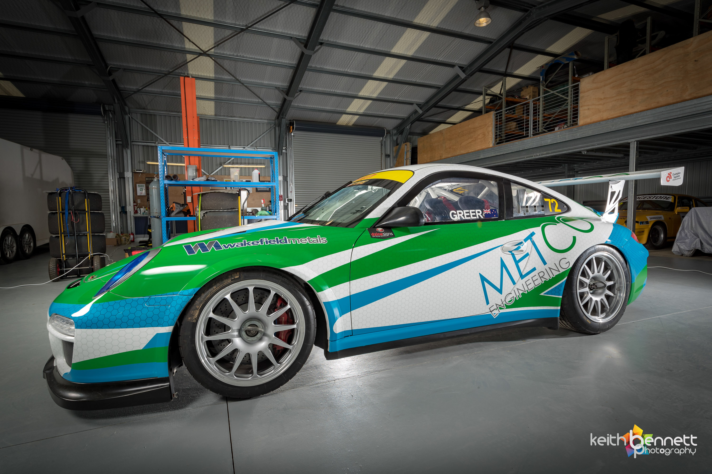 Dzine Porsche Brent Metco 6495